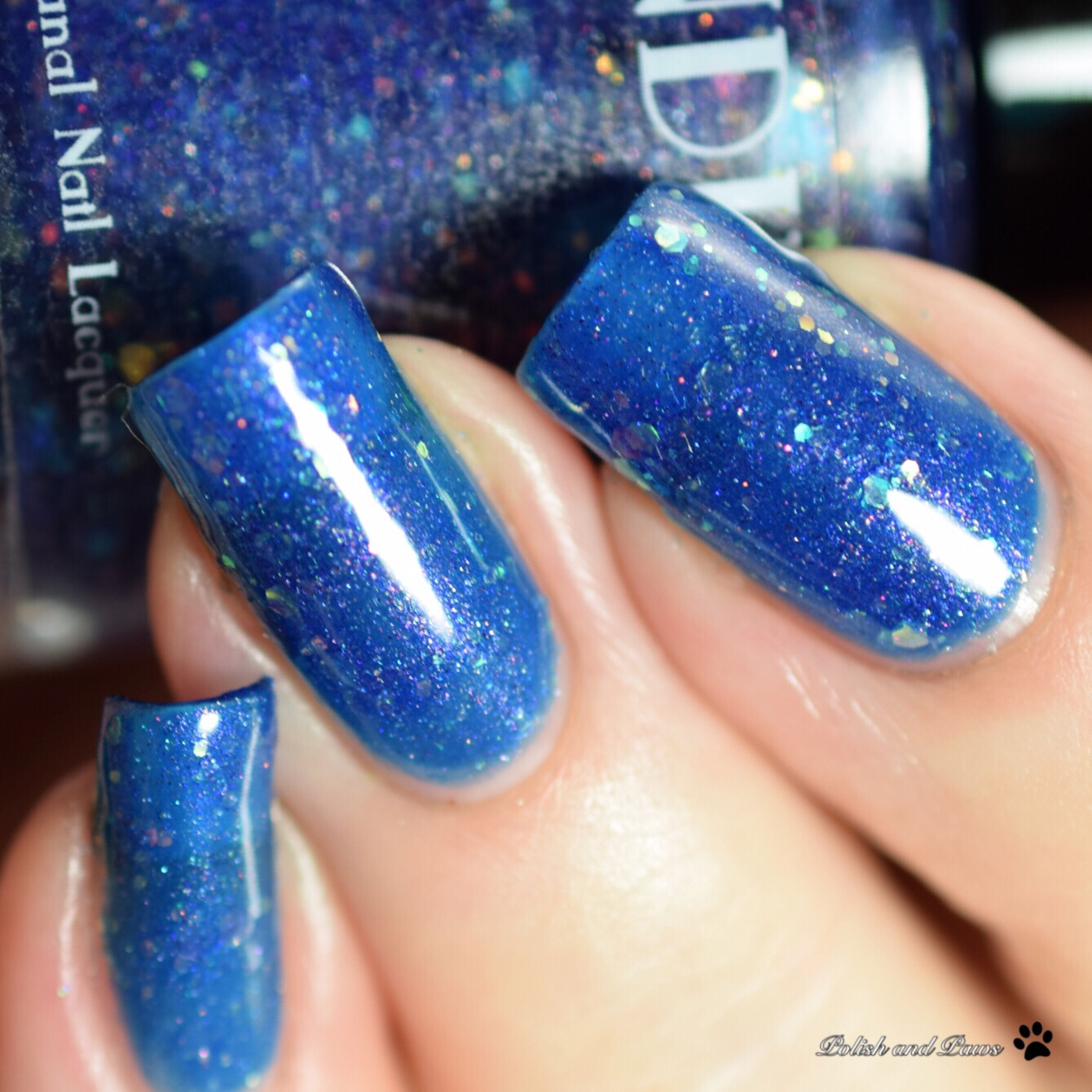 Indie Lacquer Ocean Reflections