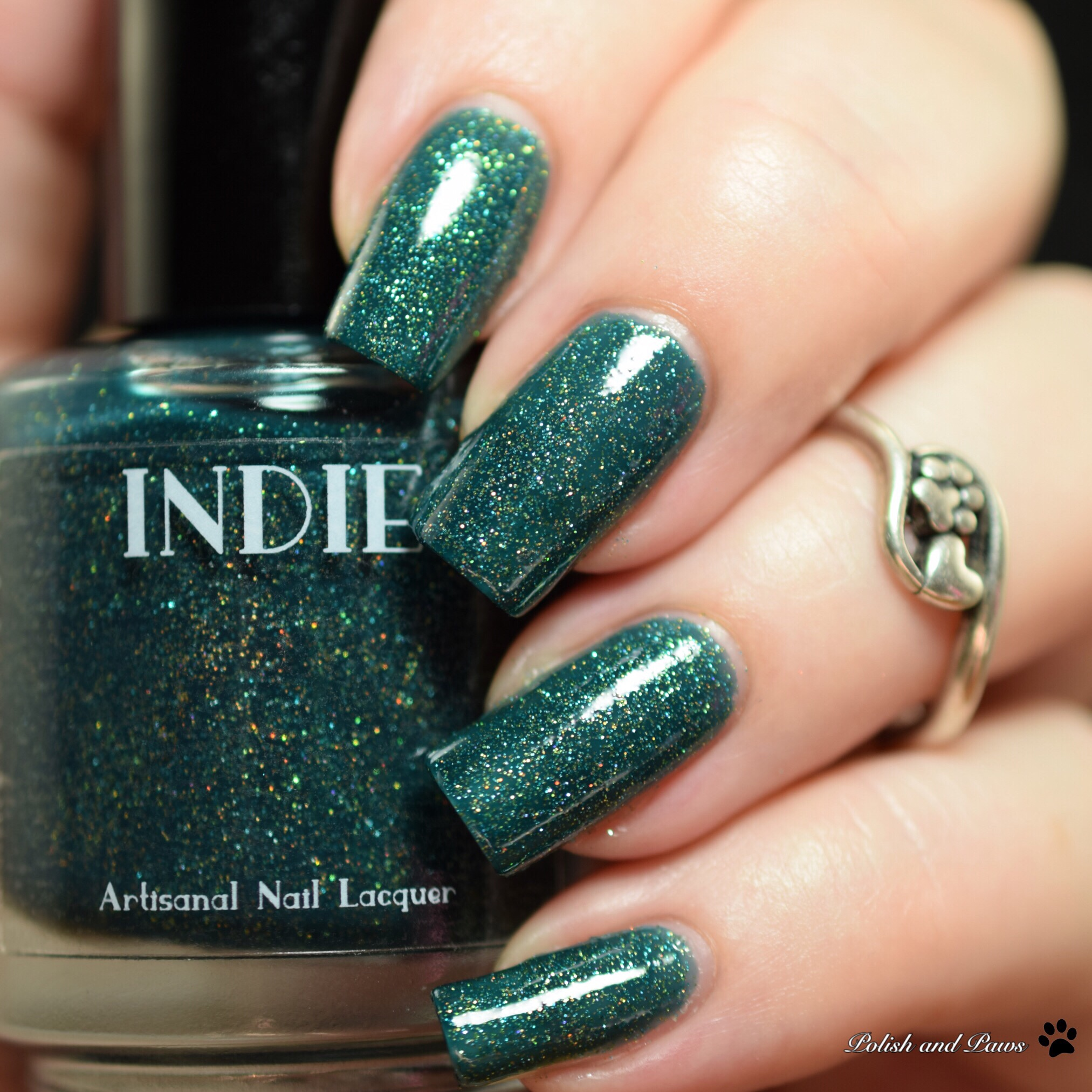 Indie Lacquer Swamp Thing