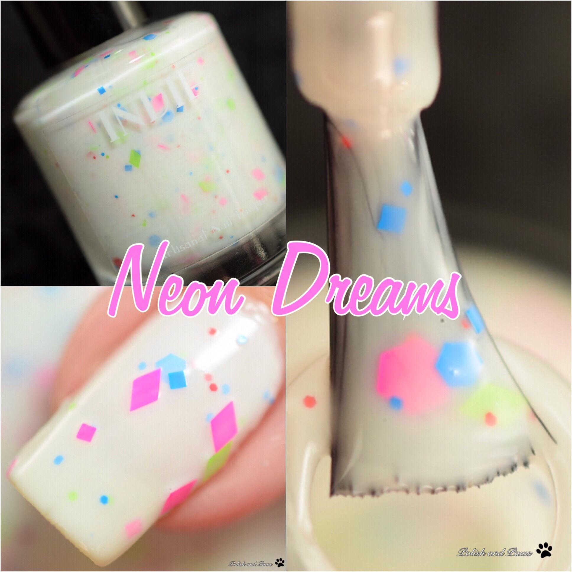 Indie Lacquer Neon Dreams