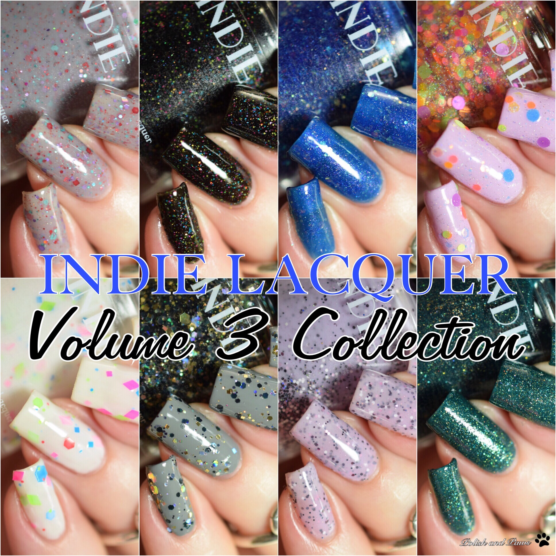 Indie Lacquer Volume 3 Collection