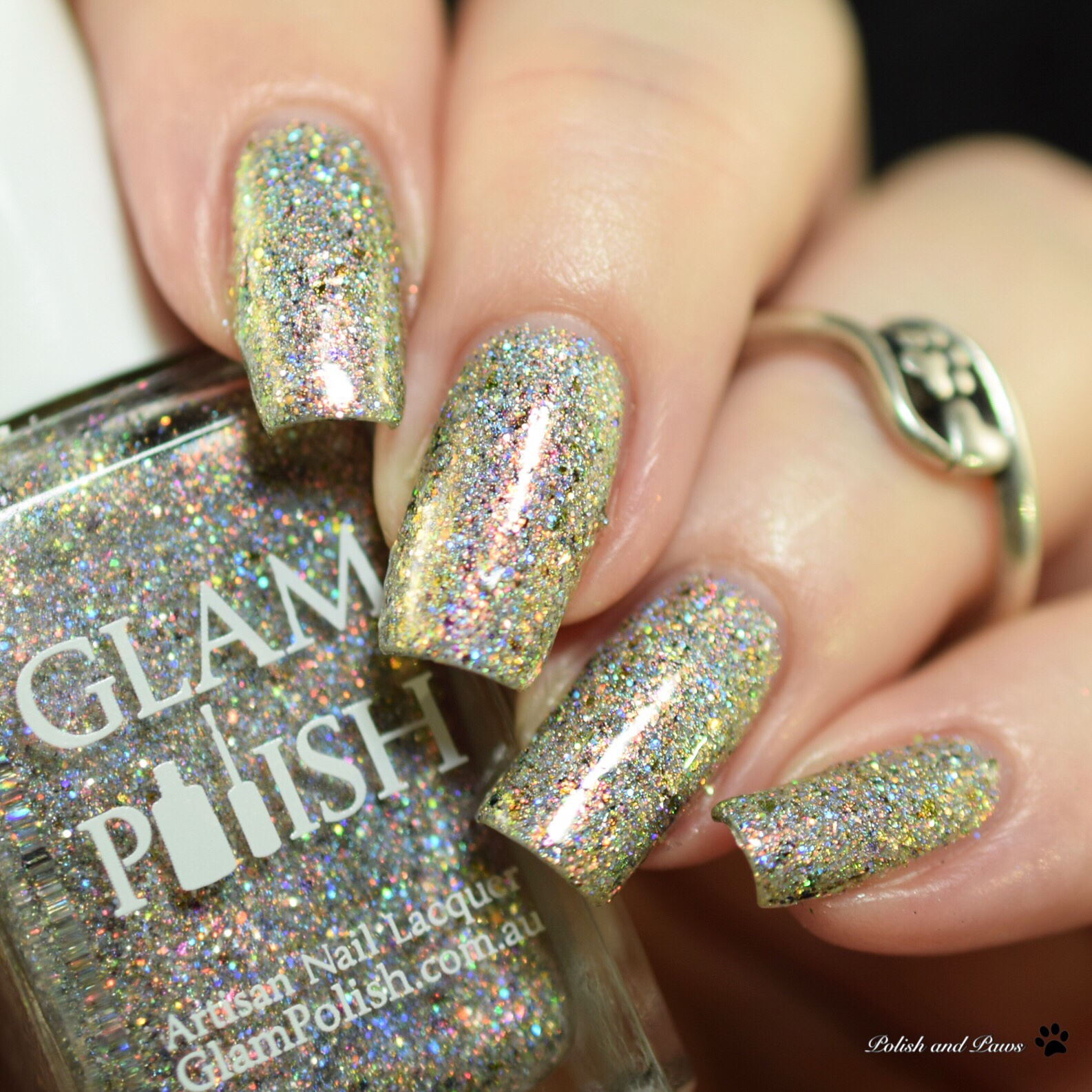 Glam Polish Petrificus Totalus