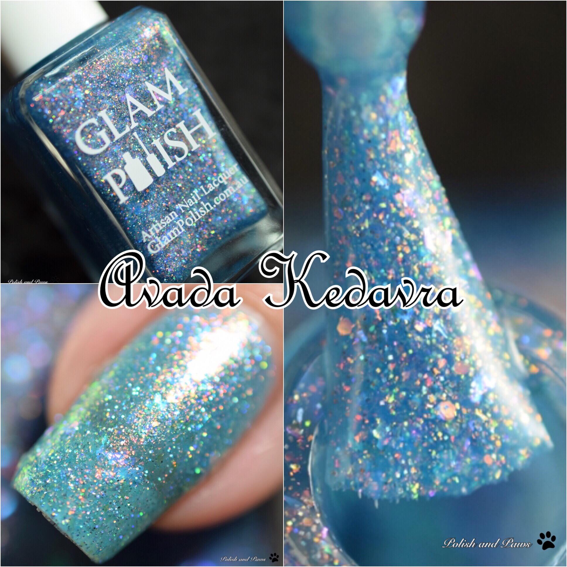 Glam Polish Avada Kedavra