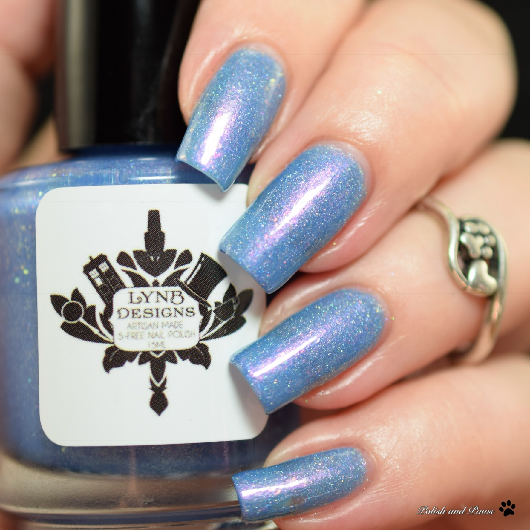 May Polish Pickup ~ LynB Designs Spoon!