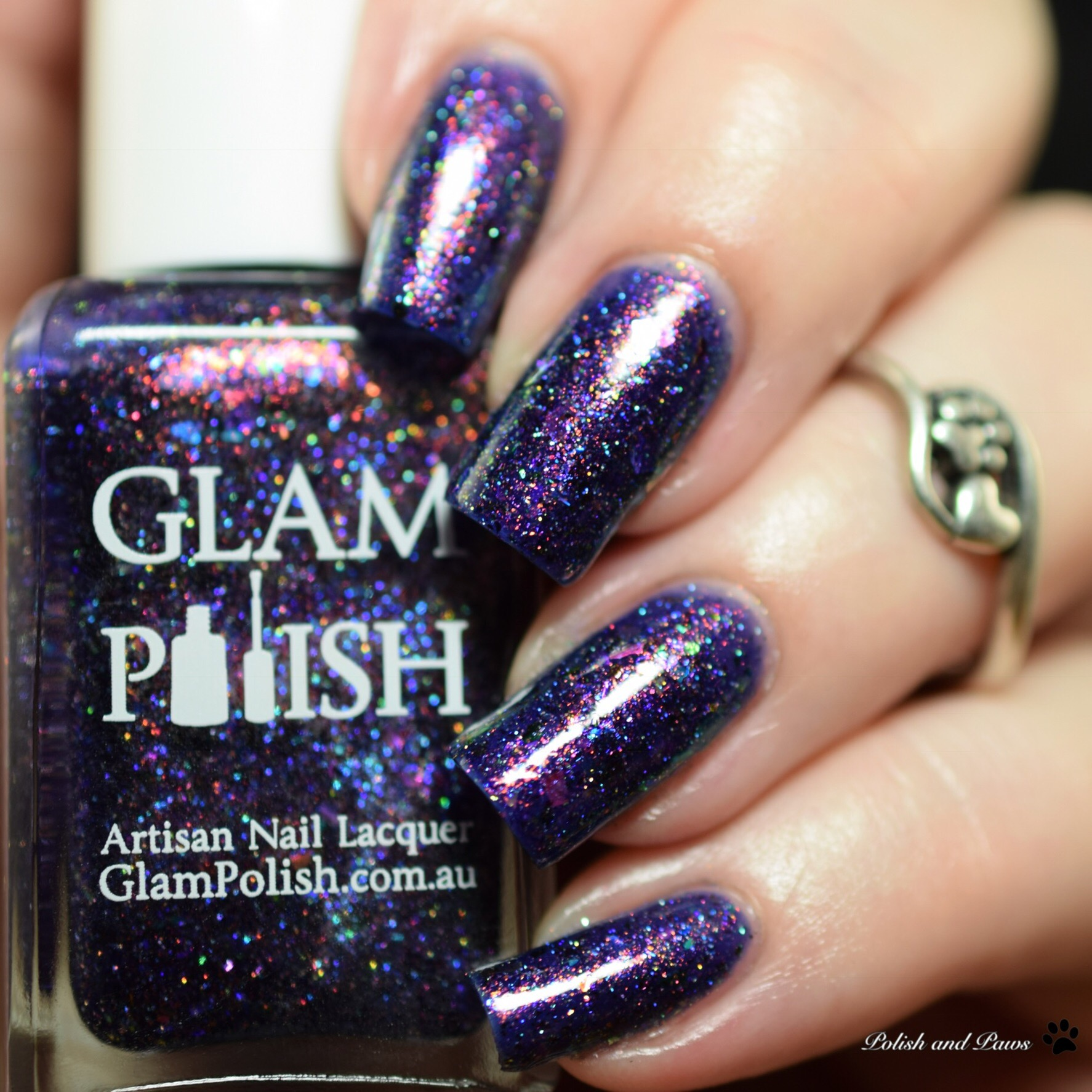 Glam Polish For the Stranded Witch or Wizard