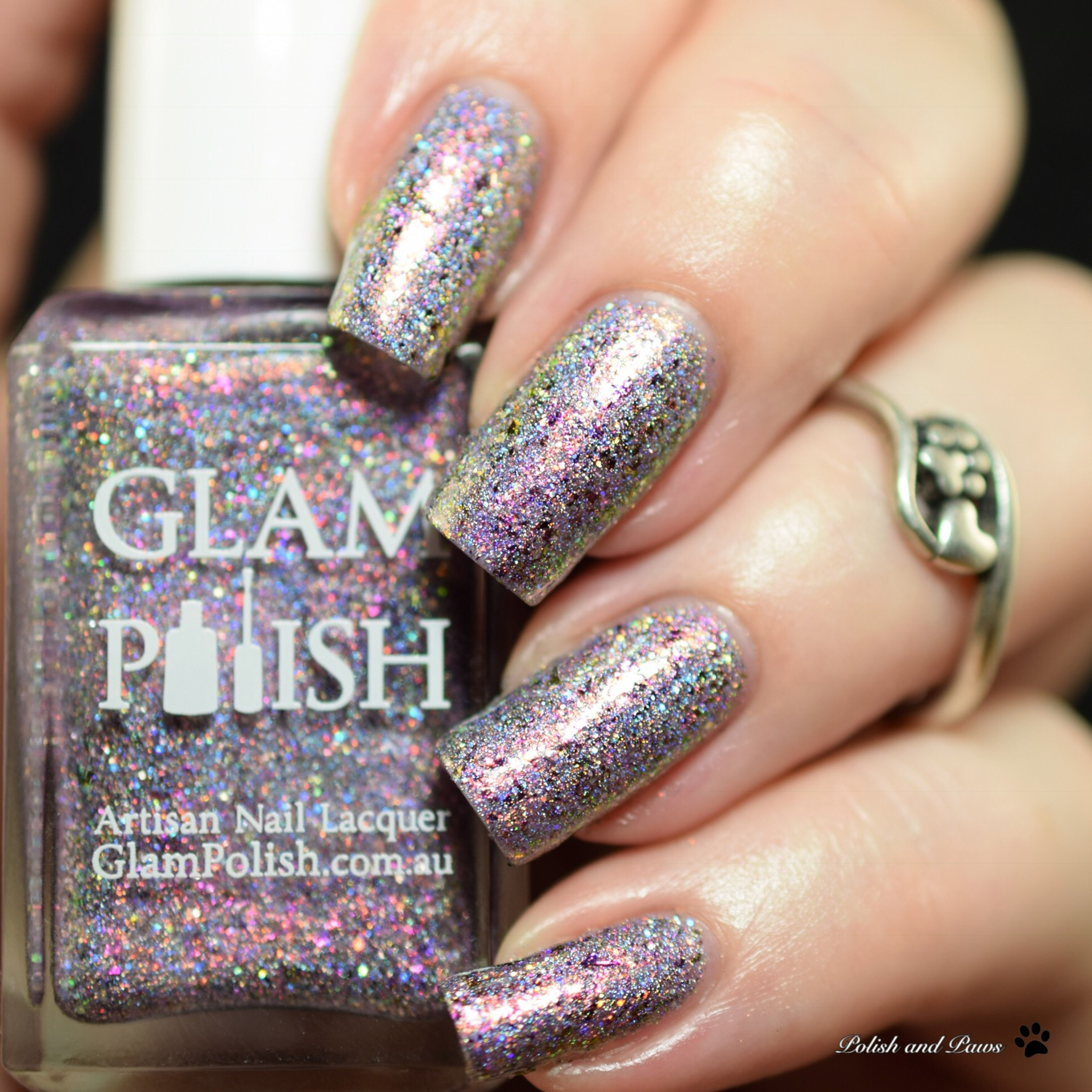 Glam Polish You're Just as Sane as I Am