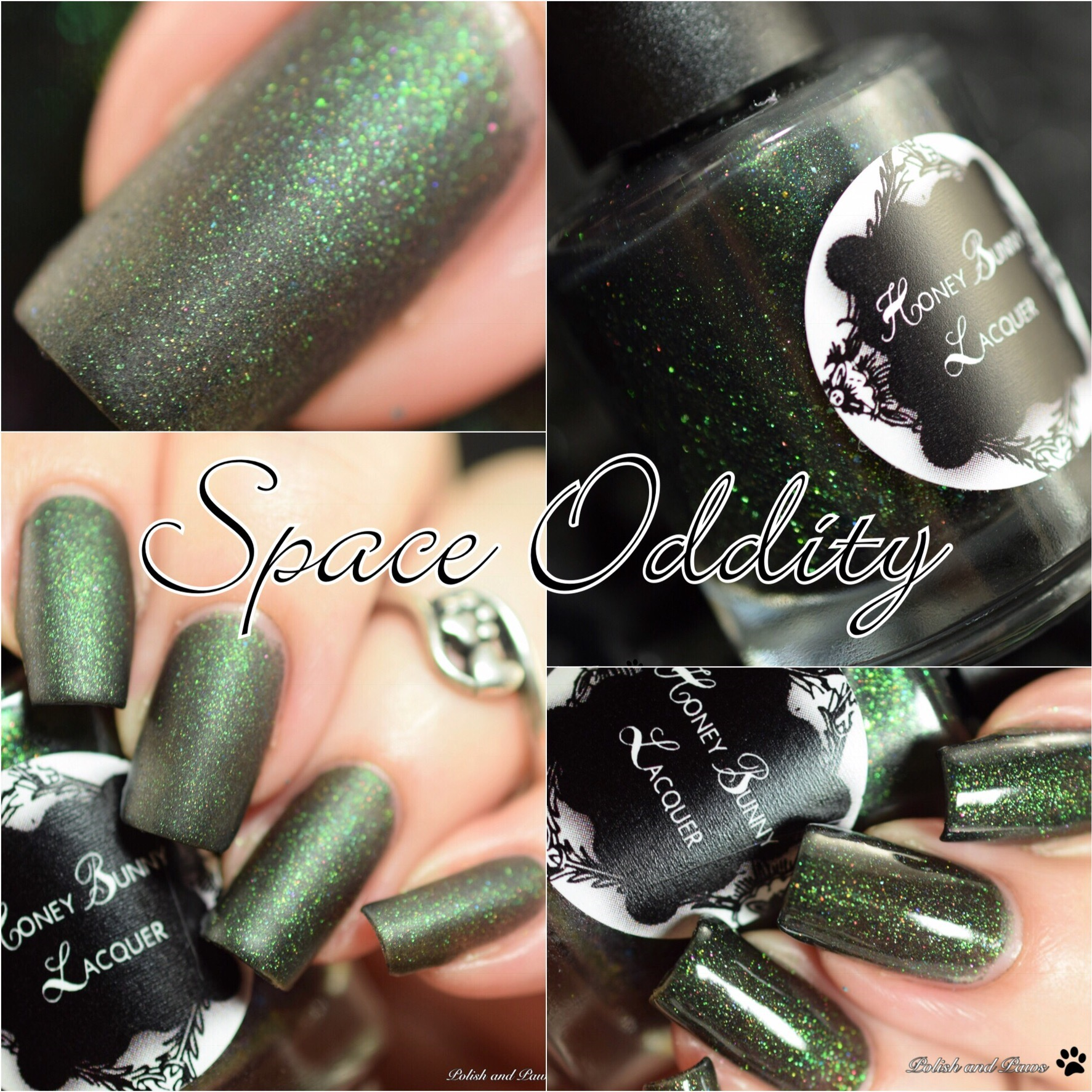 Honey Bunny Lacquer Space Oddity