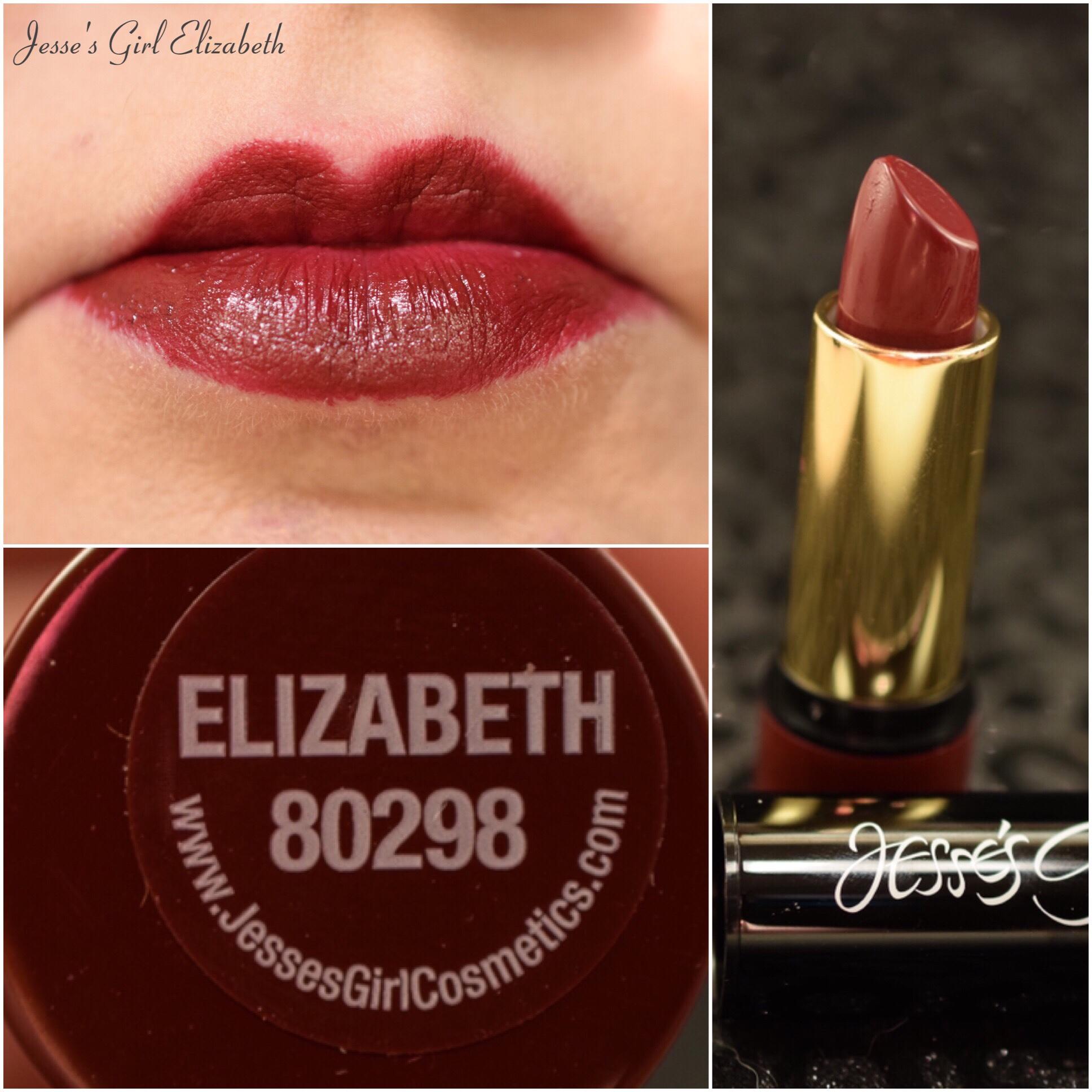 Jesse's Girl Elizabeth