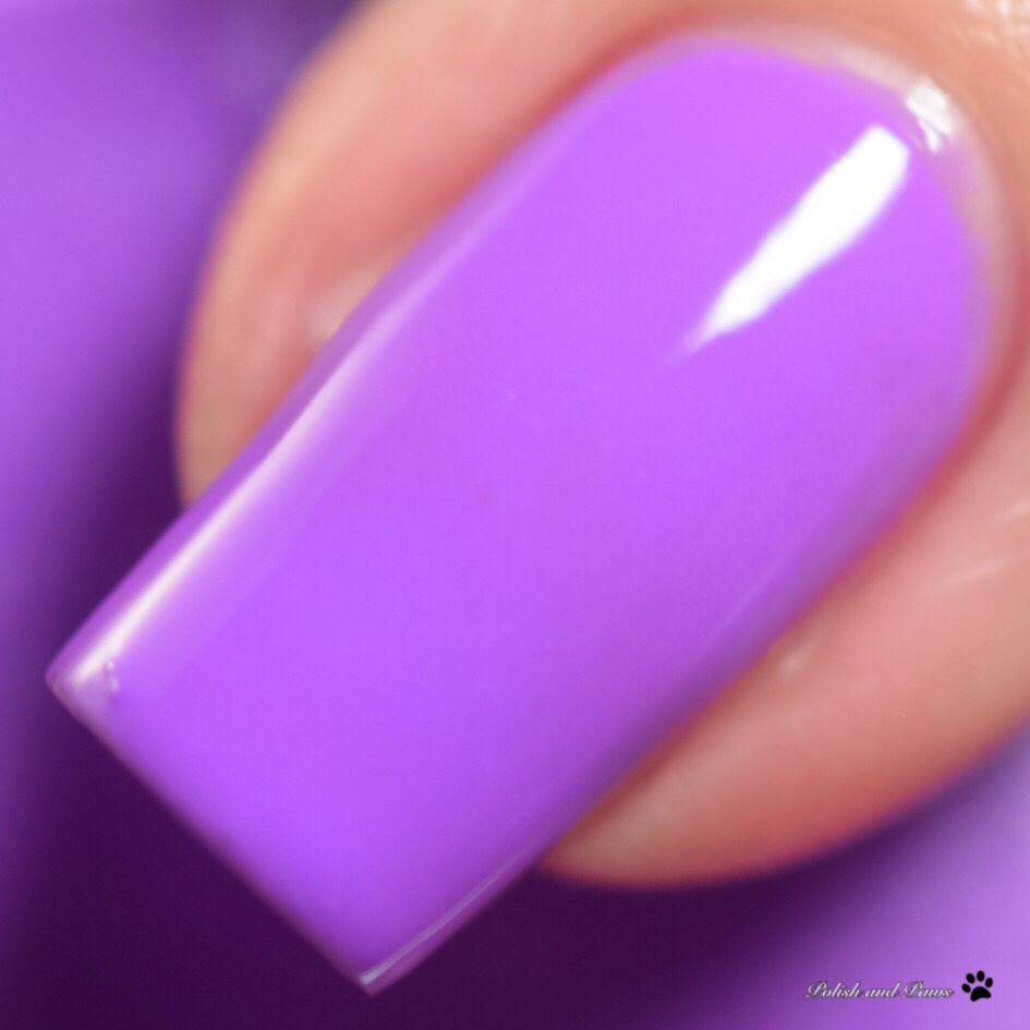 LeChat Nail Lacquer Wild & Free