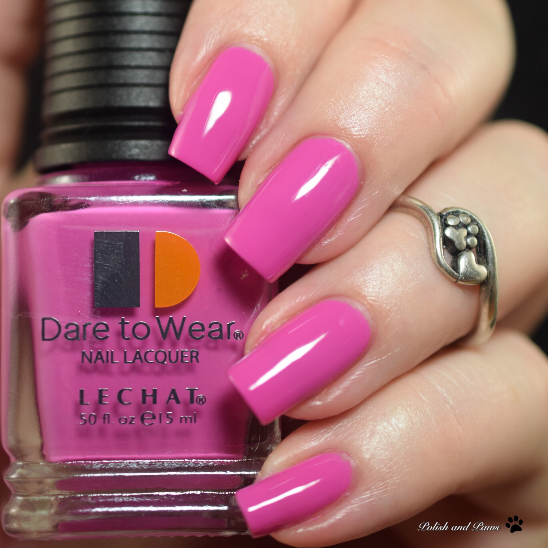 LeChat Nail Lacquer Gypsy Rose