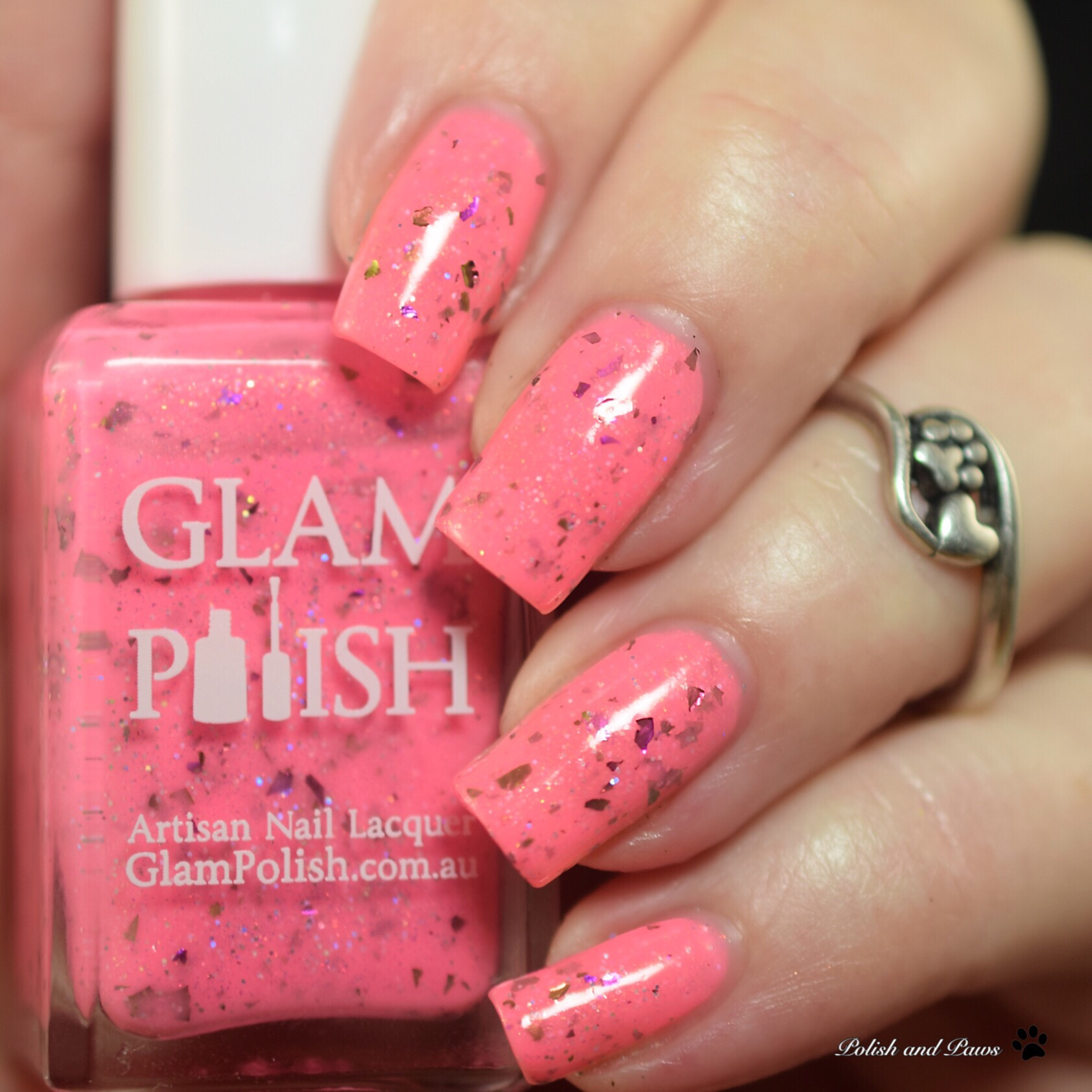 Glam Polish Take Her to the Moon For Me, Okay?