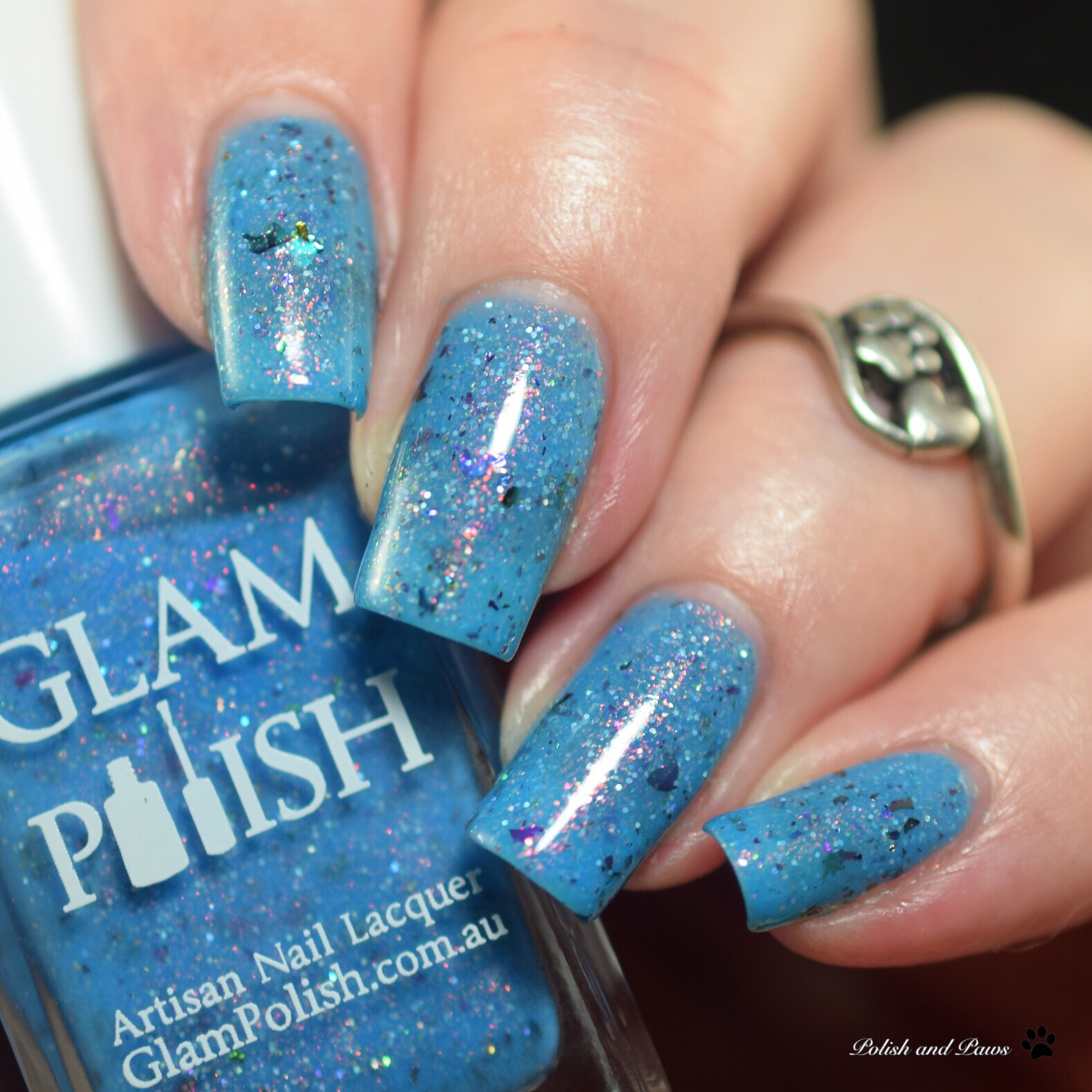 Glam Polish We Scare Because We Care