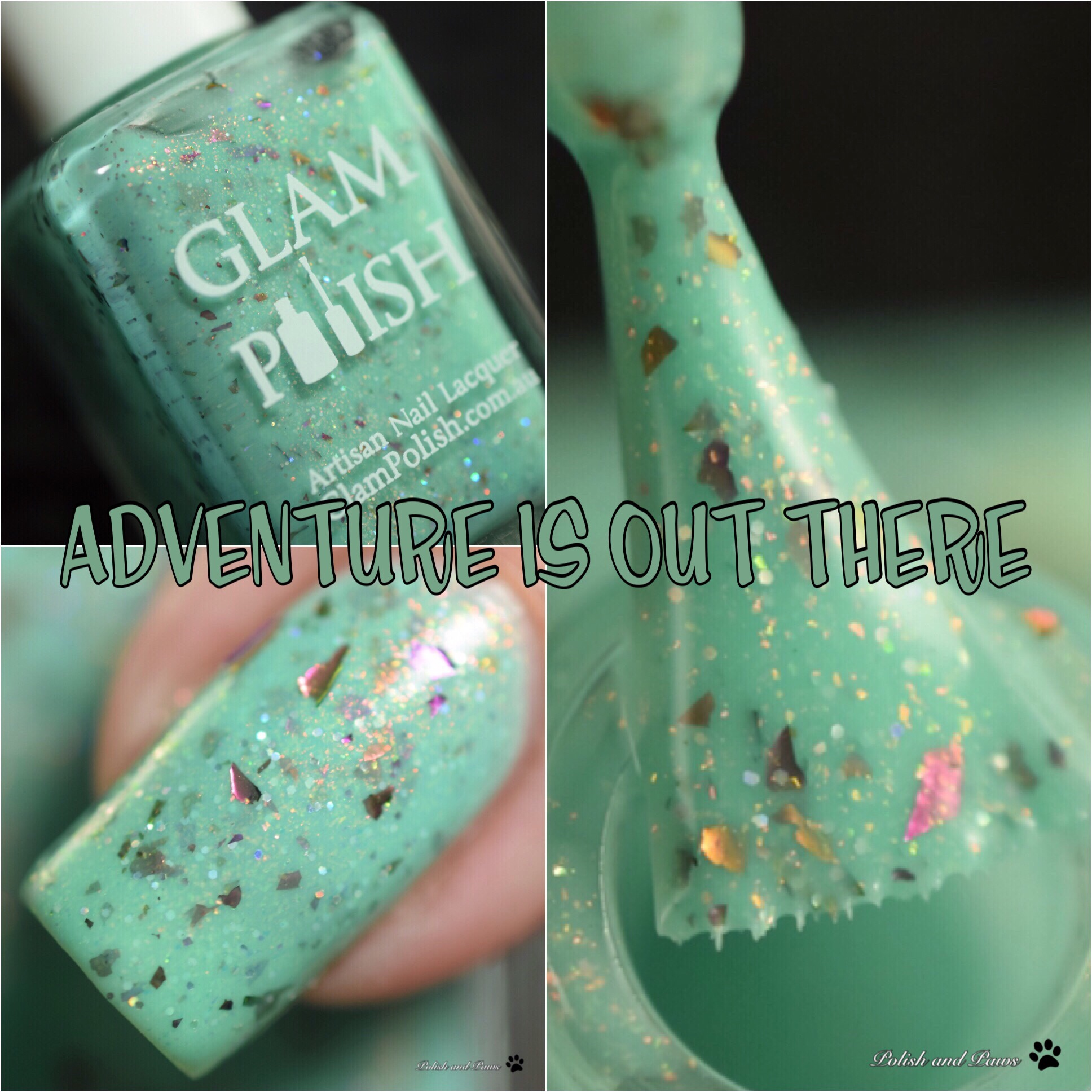 Glam Polish Adventure is Out There