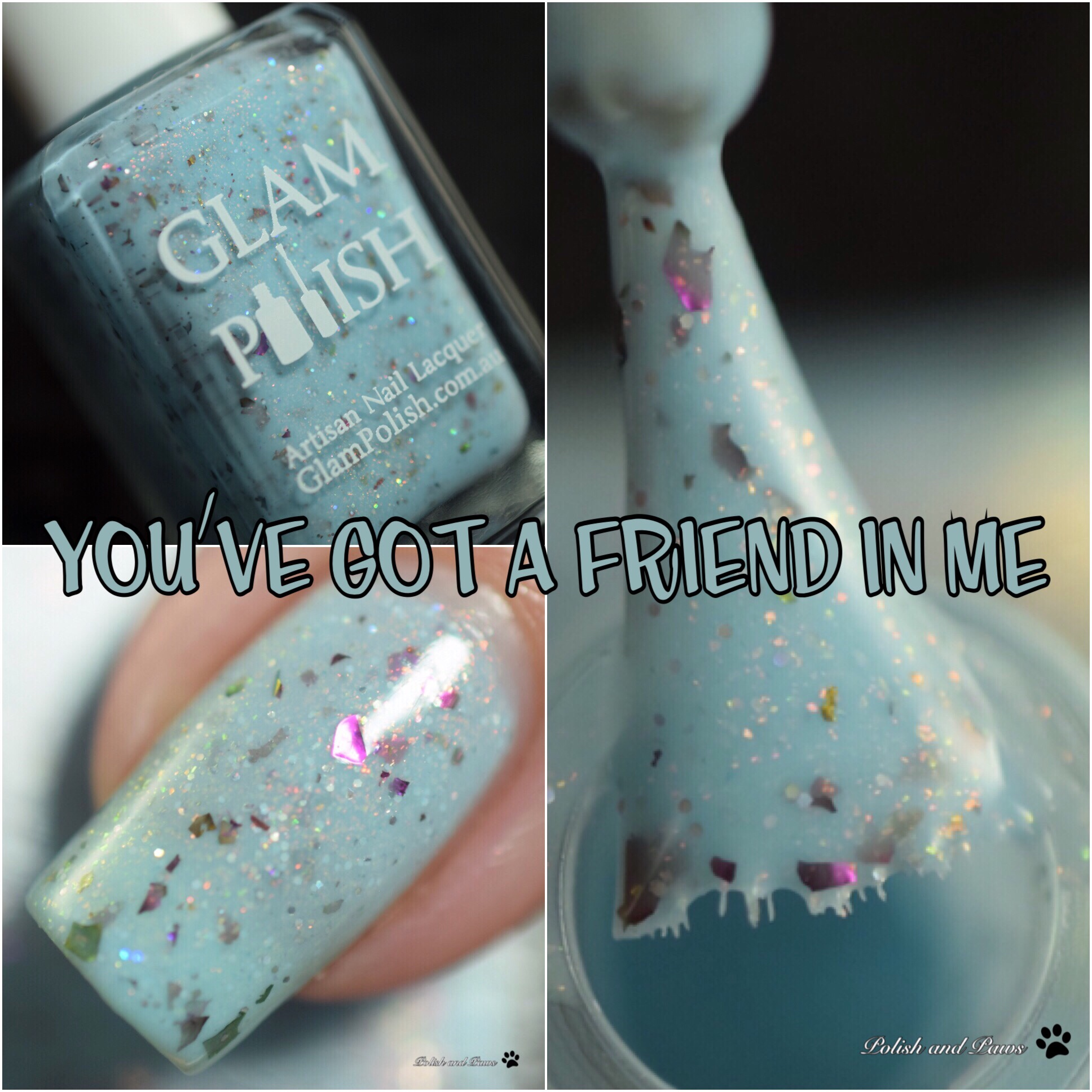 Glam Polish You've Got a Friend in Me