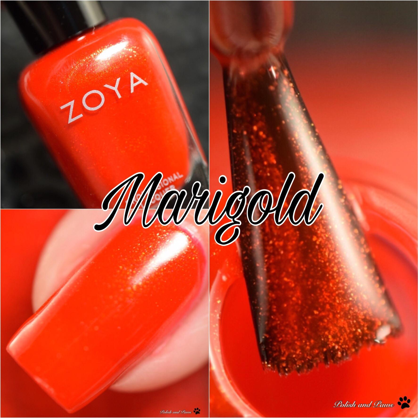 Zoya Marigold