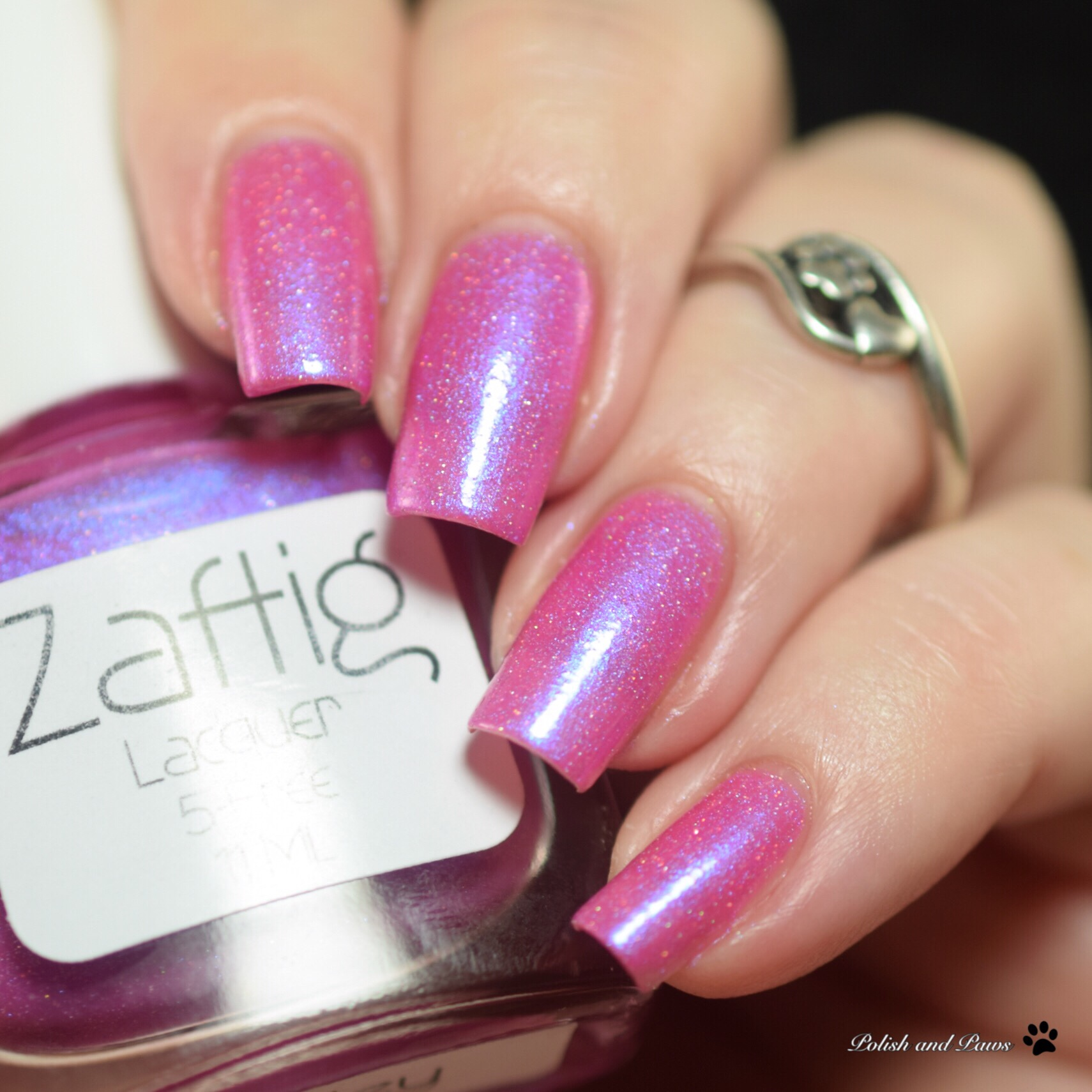 Zaftig Lacquer Ashley