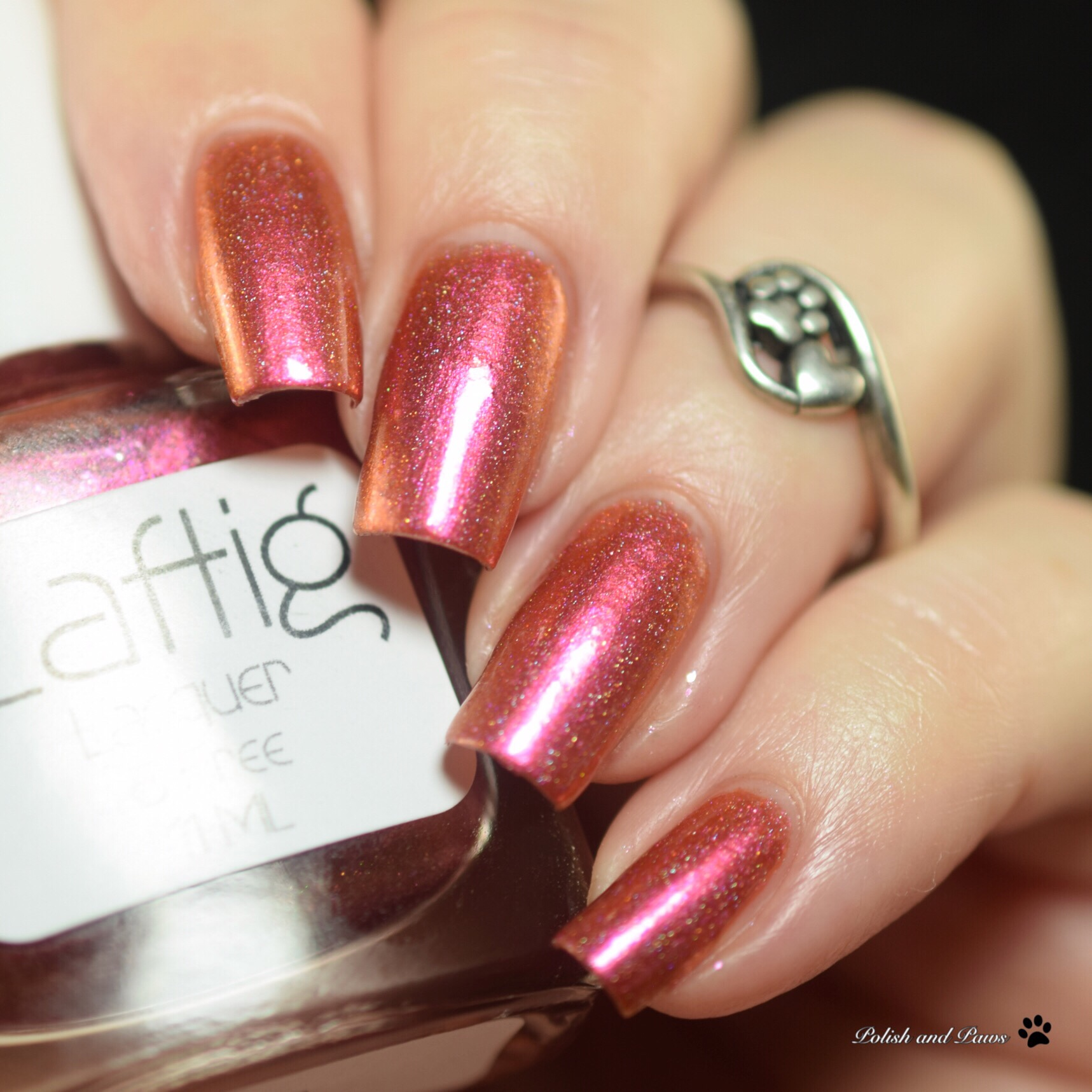 Zaftig Lacquer Swatch and Review ~ Premier Trios | Polish and Paws