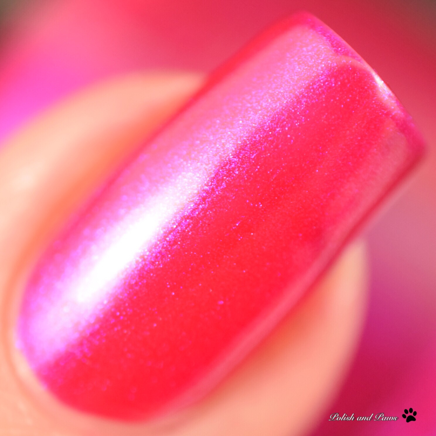 Indie Lacquer I Pink I Can!