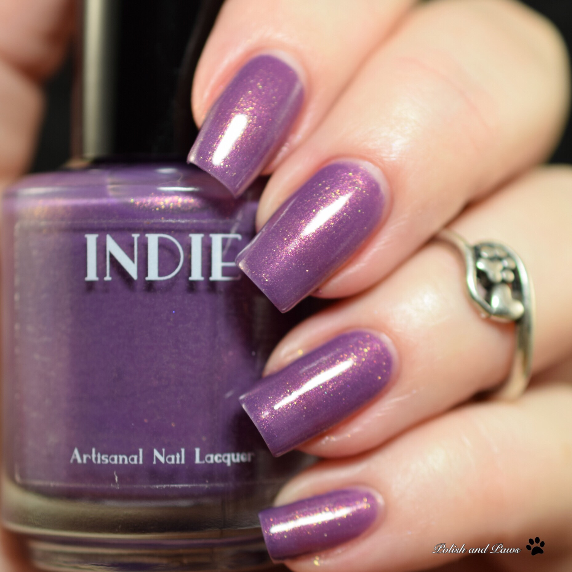 Indie Lacquer Lilac You a Lot