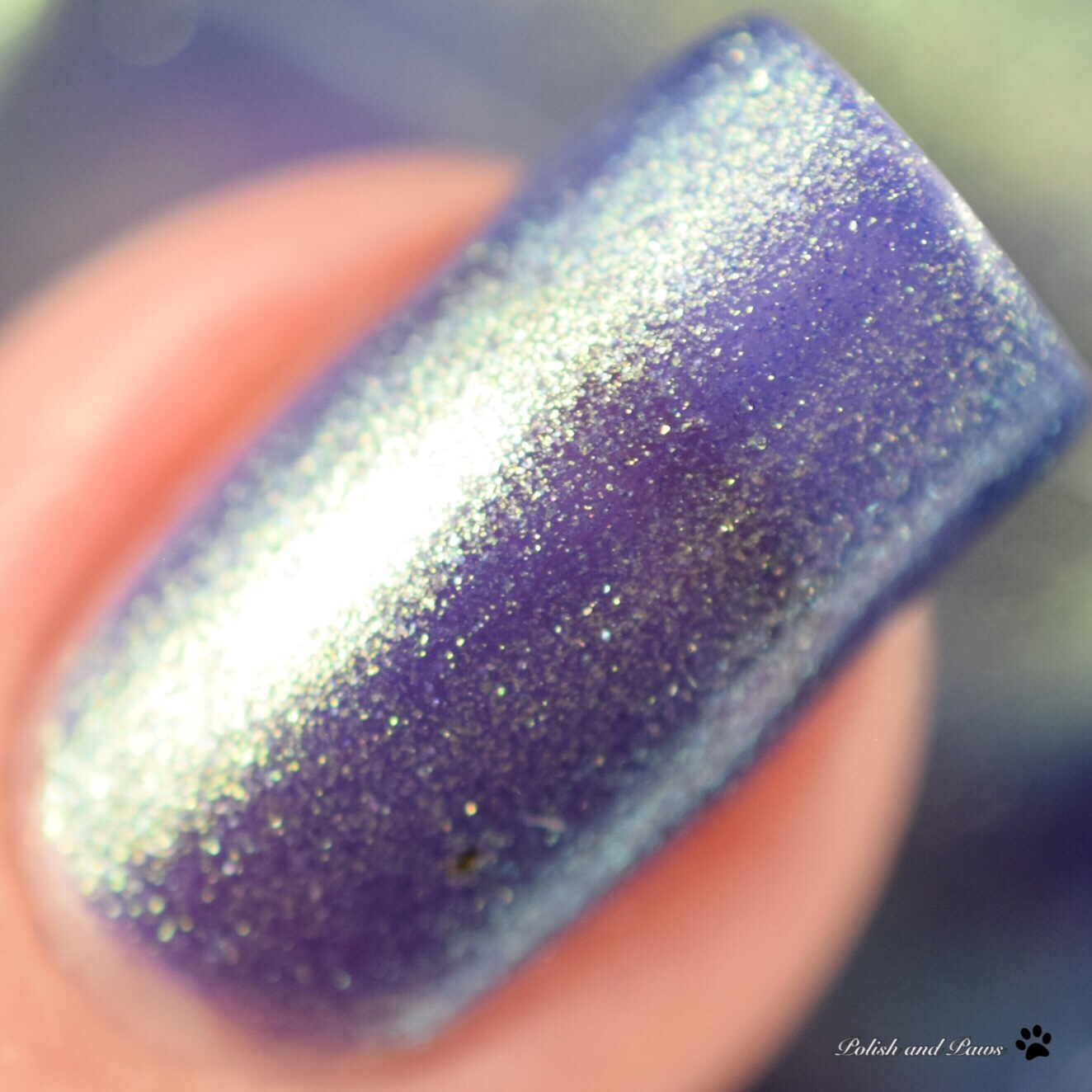 Indie Lacquer Someone Like Blue