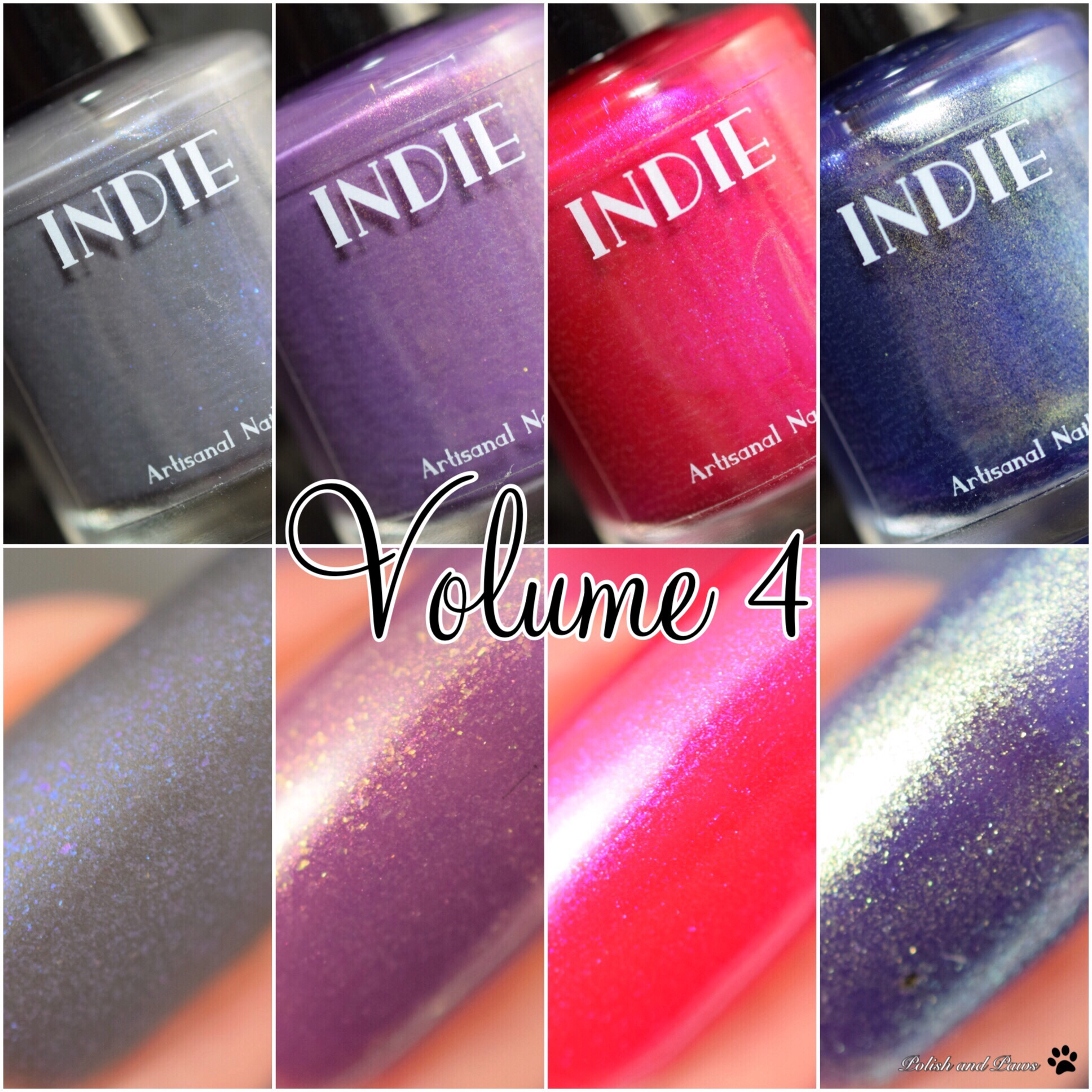 Indie Lacquer Volume 4 Collection