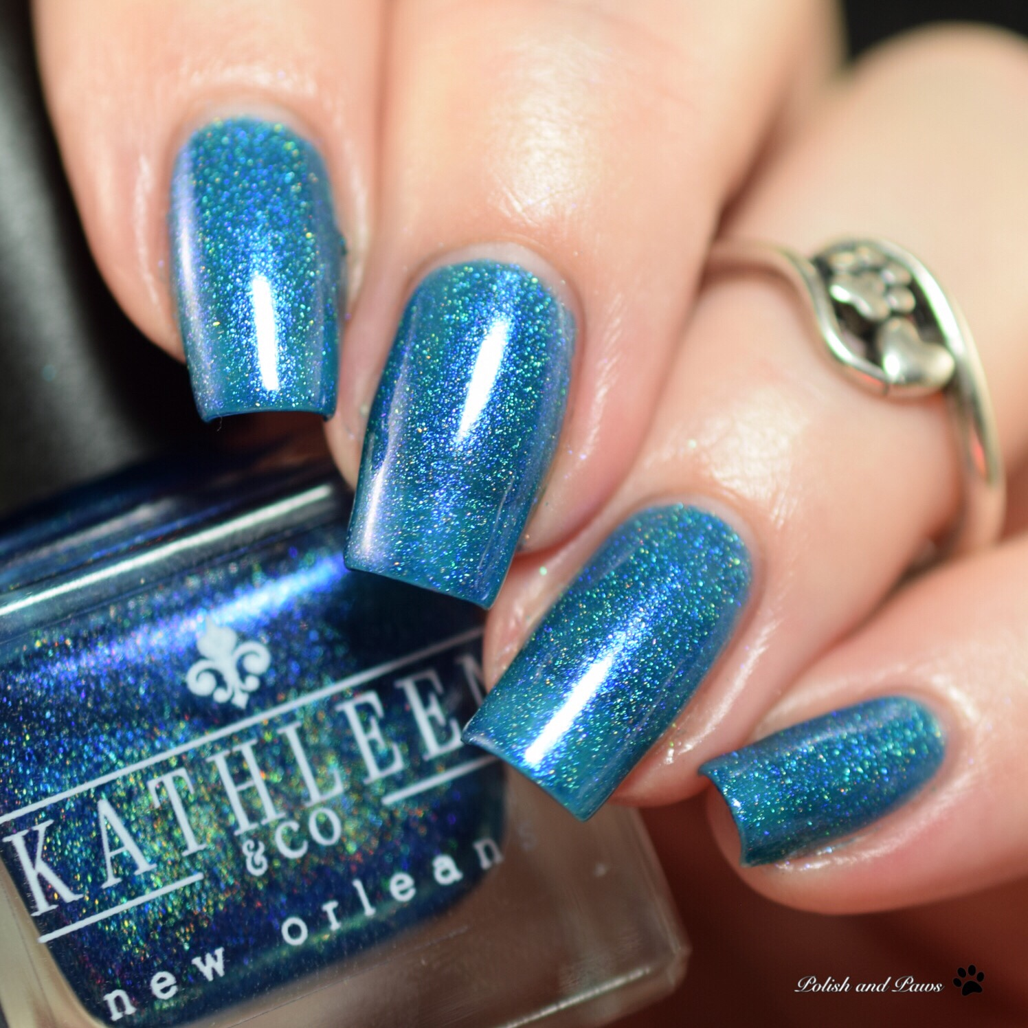 Kathleen & Co Deep Blue Sea