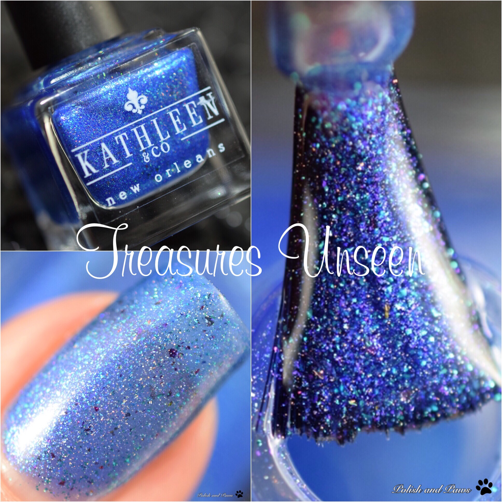 Kathleen & Co Treasures Unseen