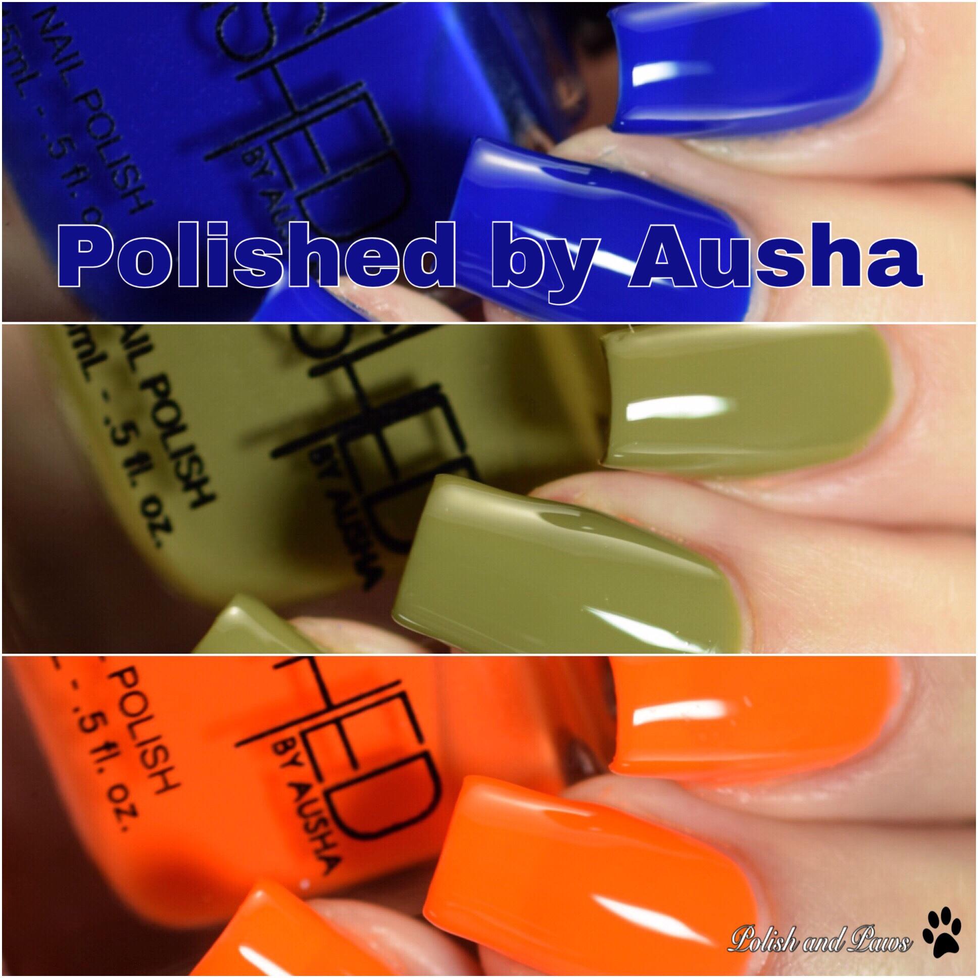 Polished by Ausha