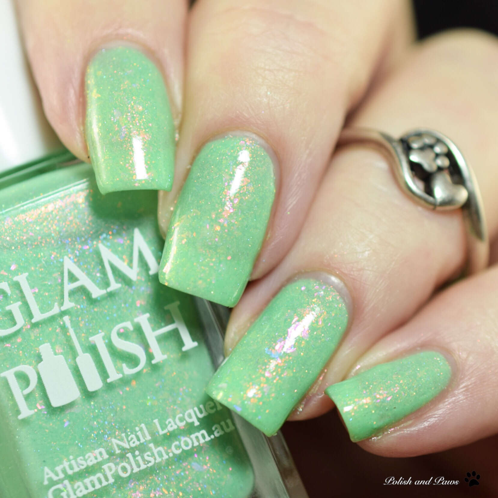 Glam Polish Nauti-Cool