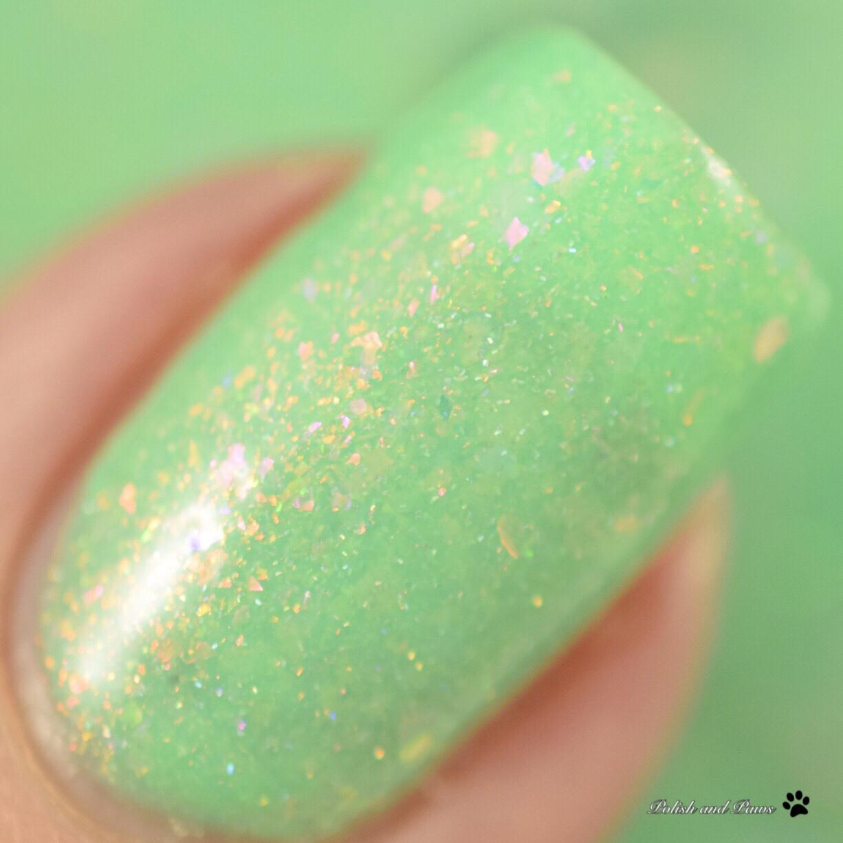 Glam Polish Nauti-Cool