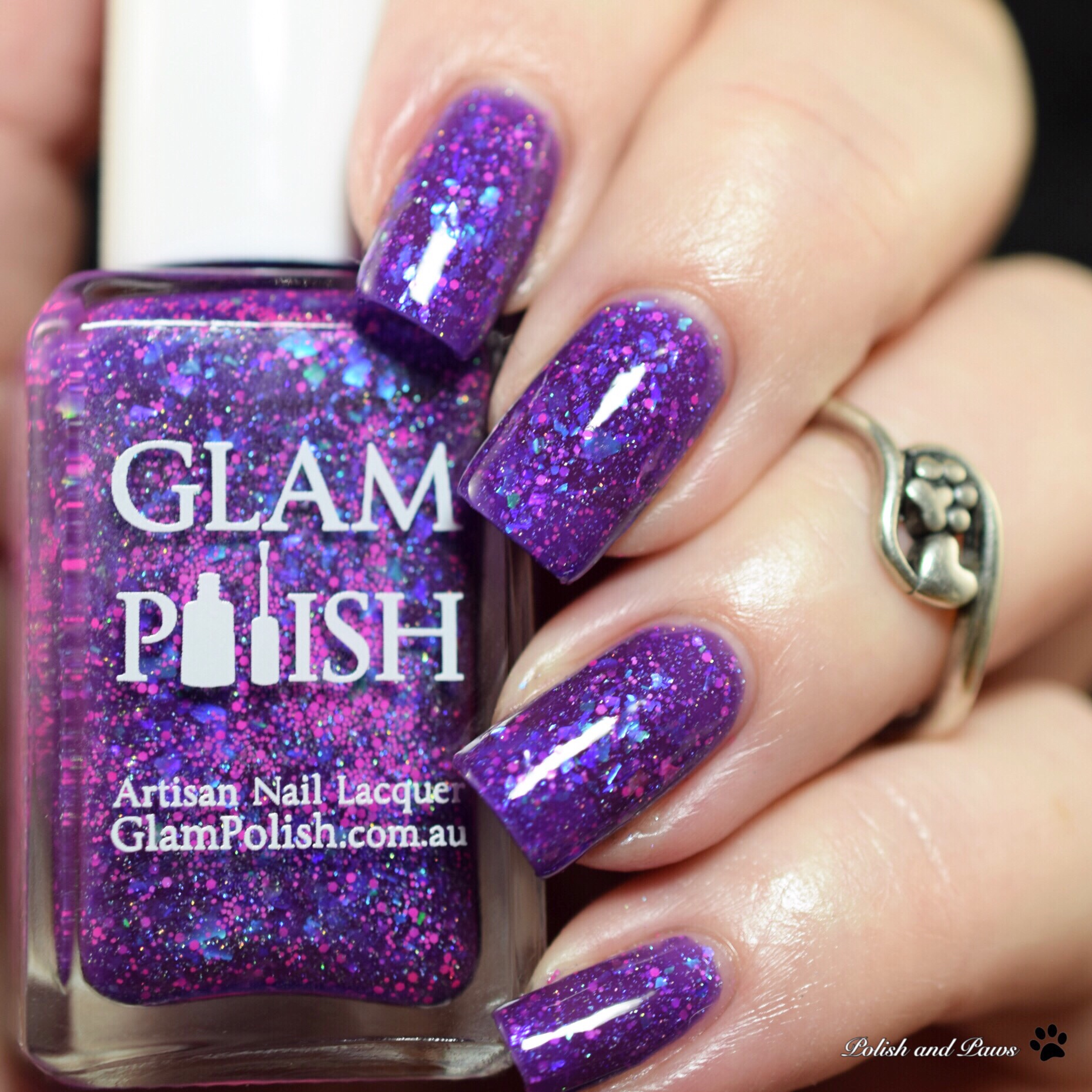 Glam Polish What's Kraken?