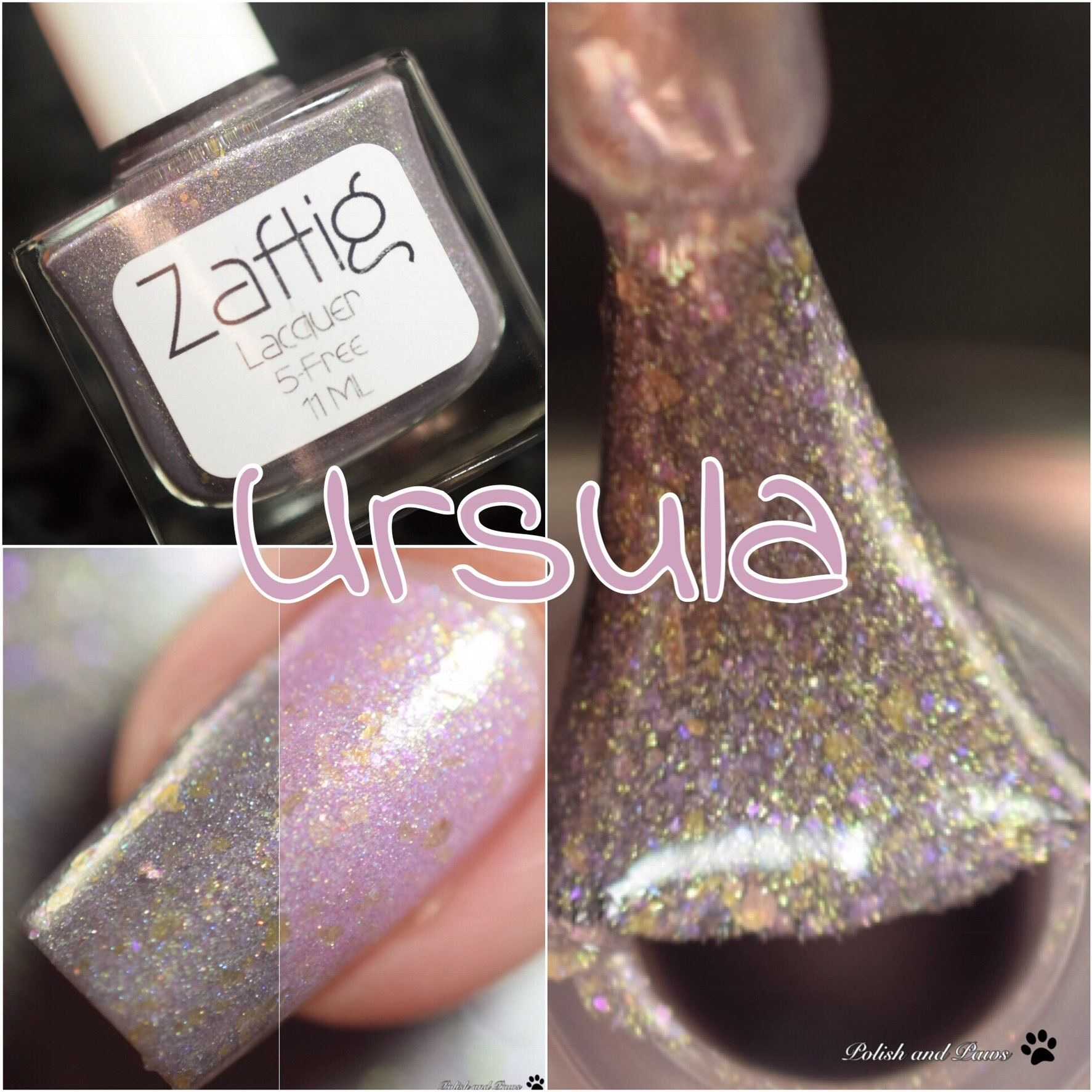 Zaftig Lacquer Ursula