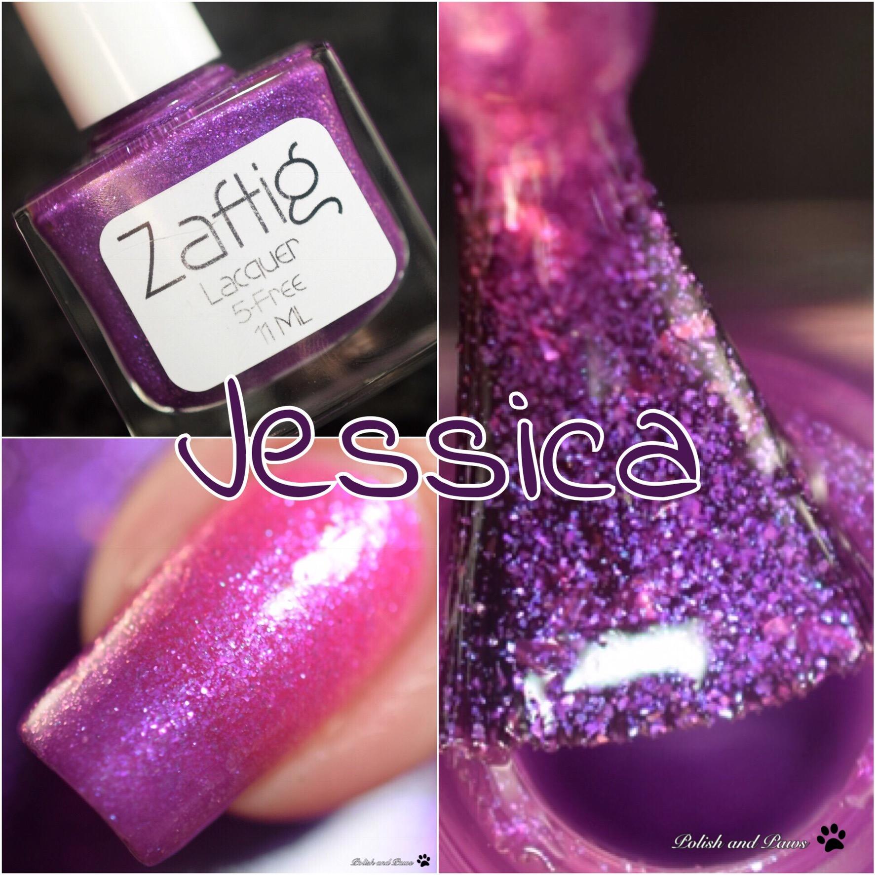 Zaftig Lacquer Jessica