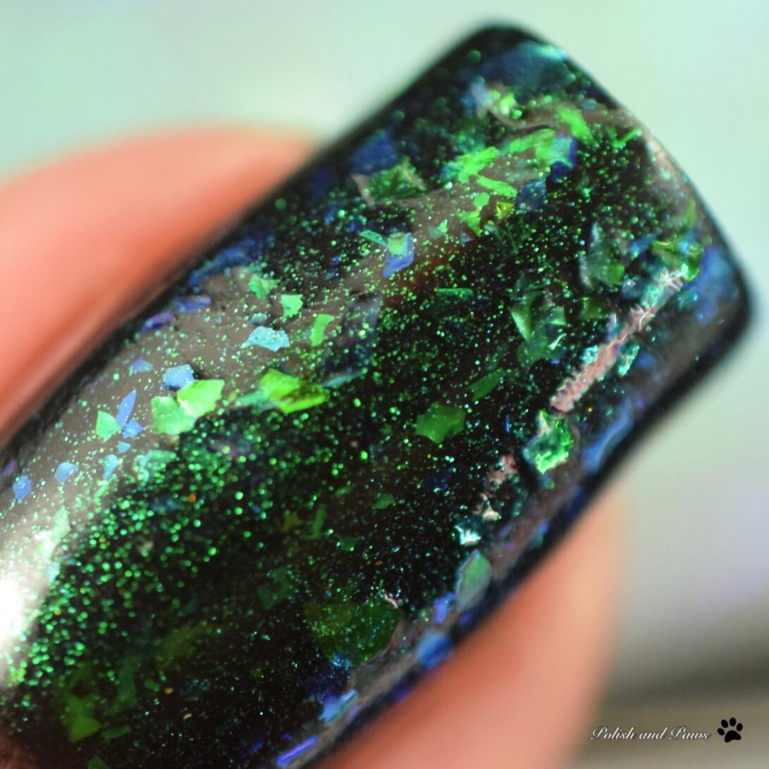 Starlight Polish Unicorn Opal