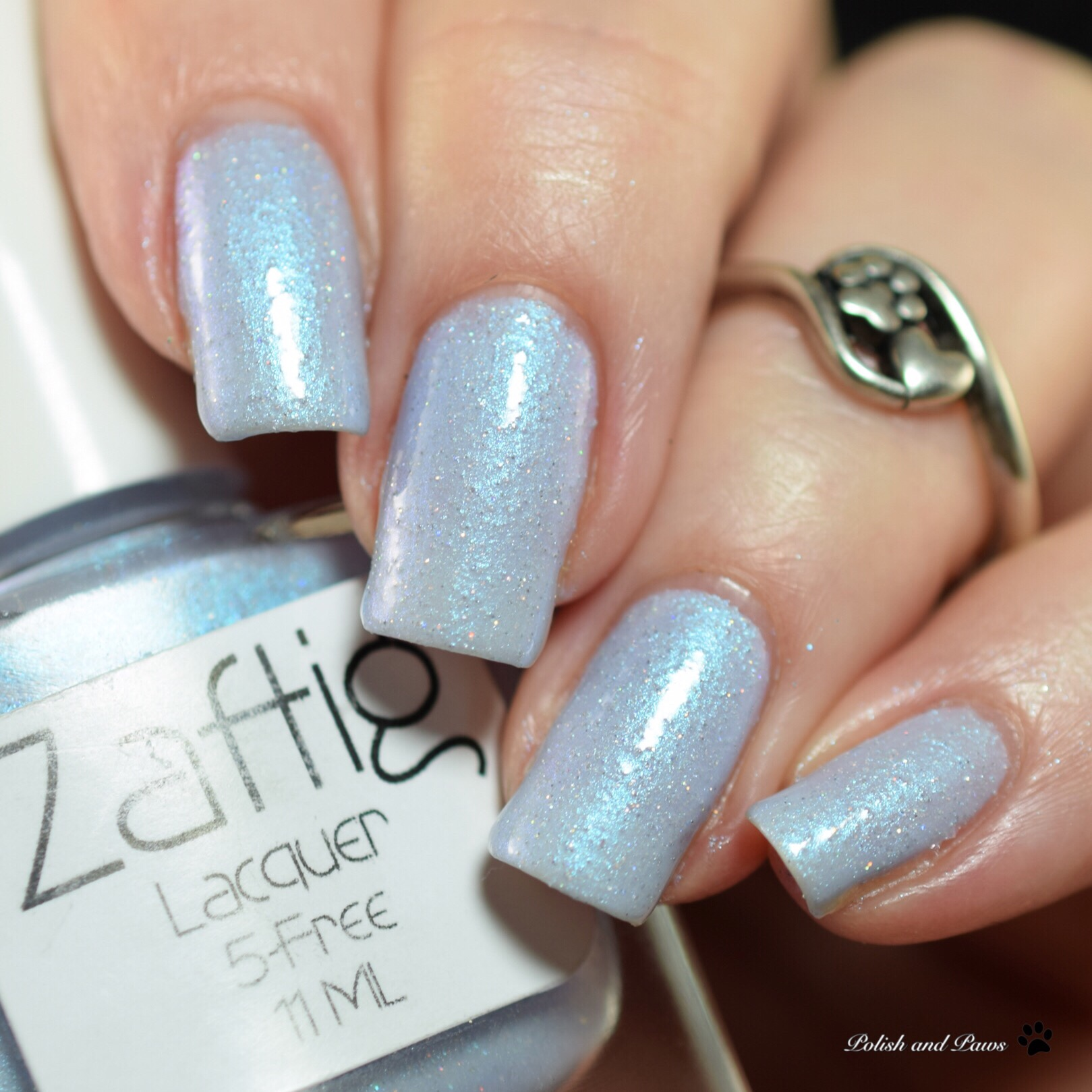 Zaftig Lacquer Bend and Snap