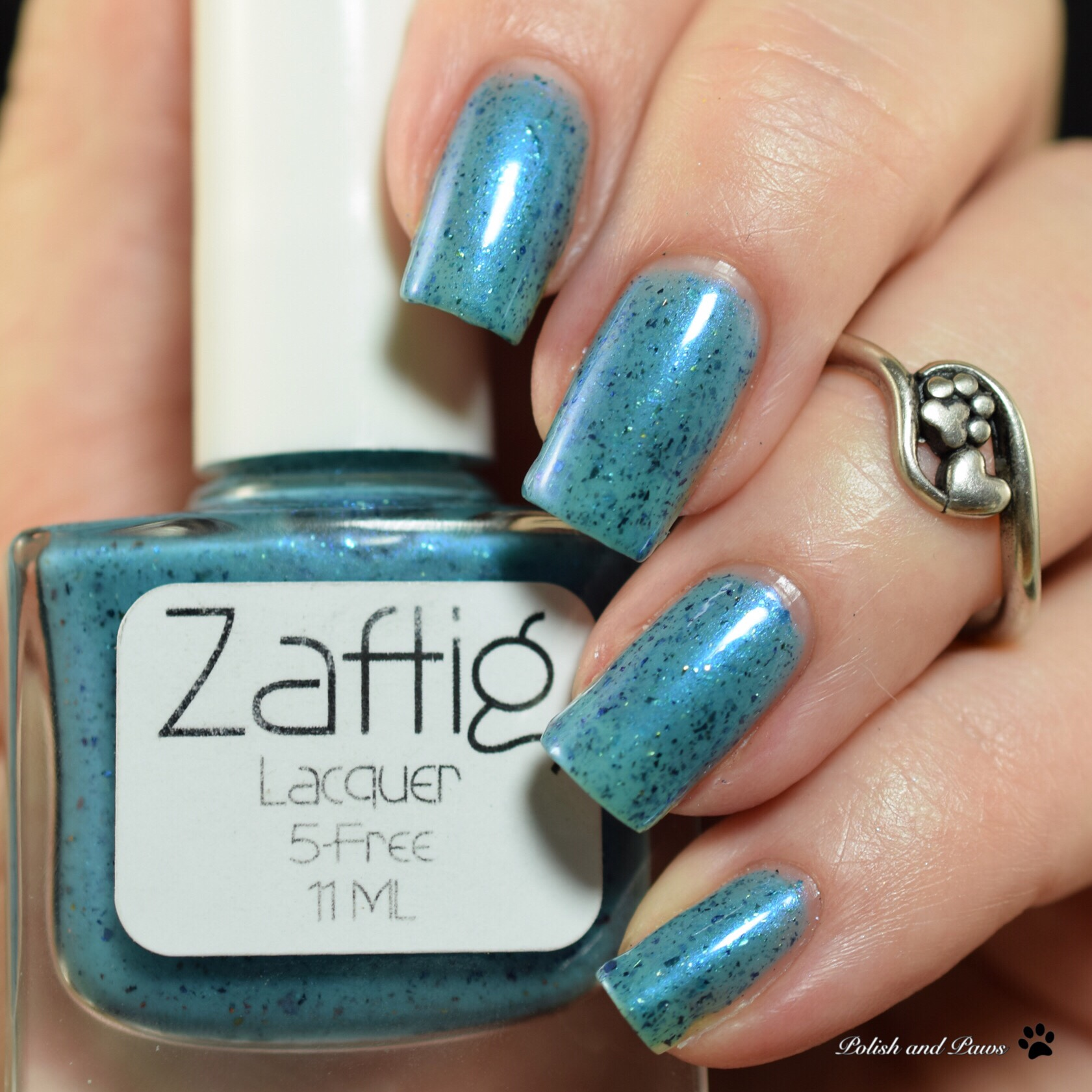 Zaftig Lacquer What, Like it's Hard?