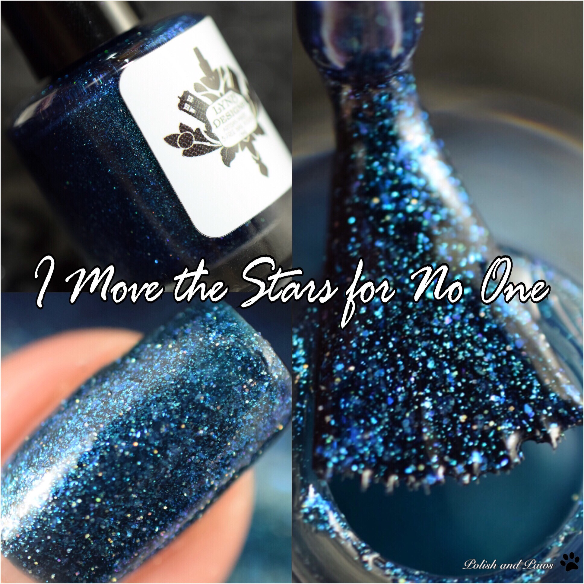 LynB Designs I Move the Stars for No One