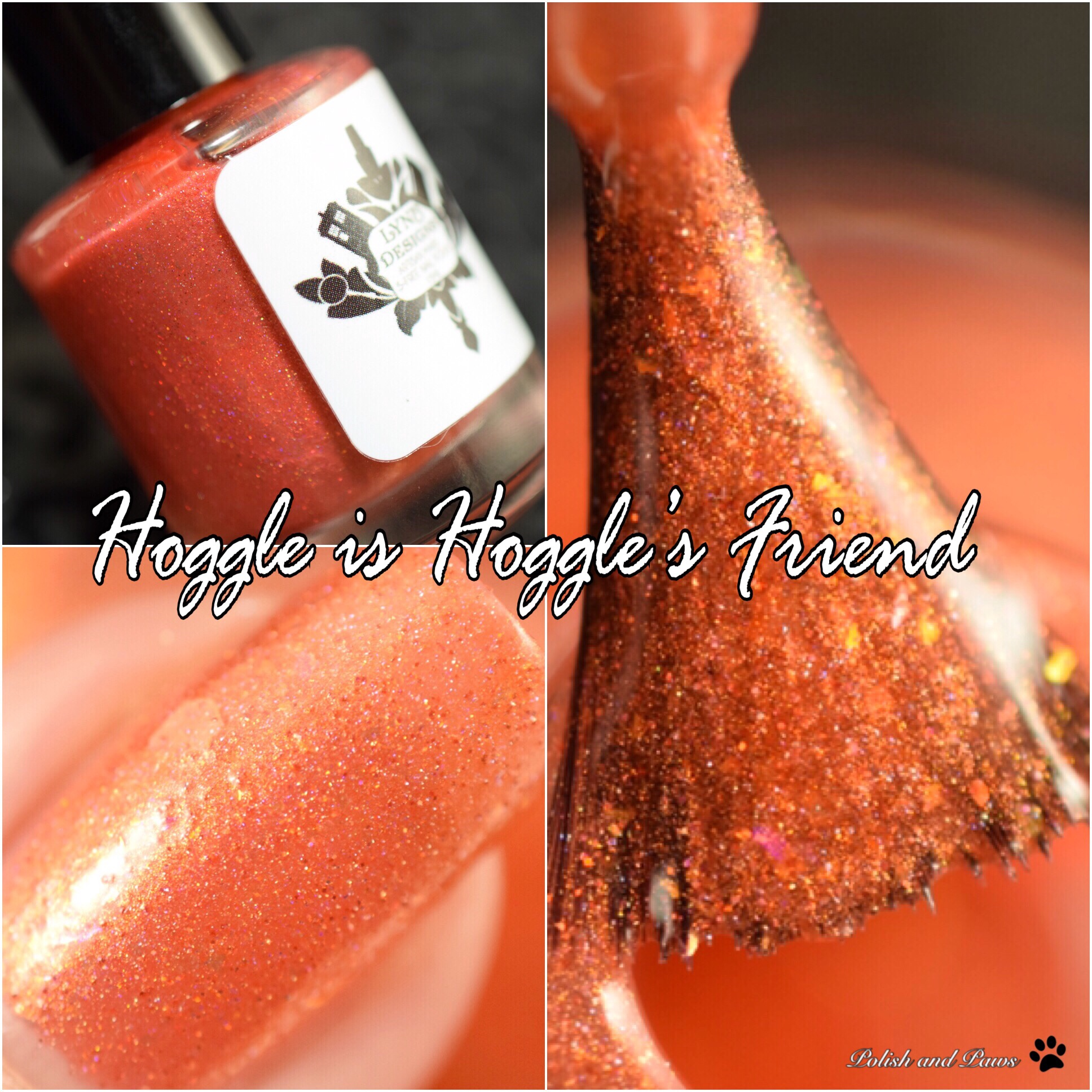 LynB Designs Hoggle is Hoggle's Friend