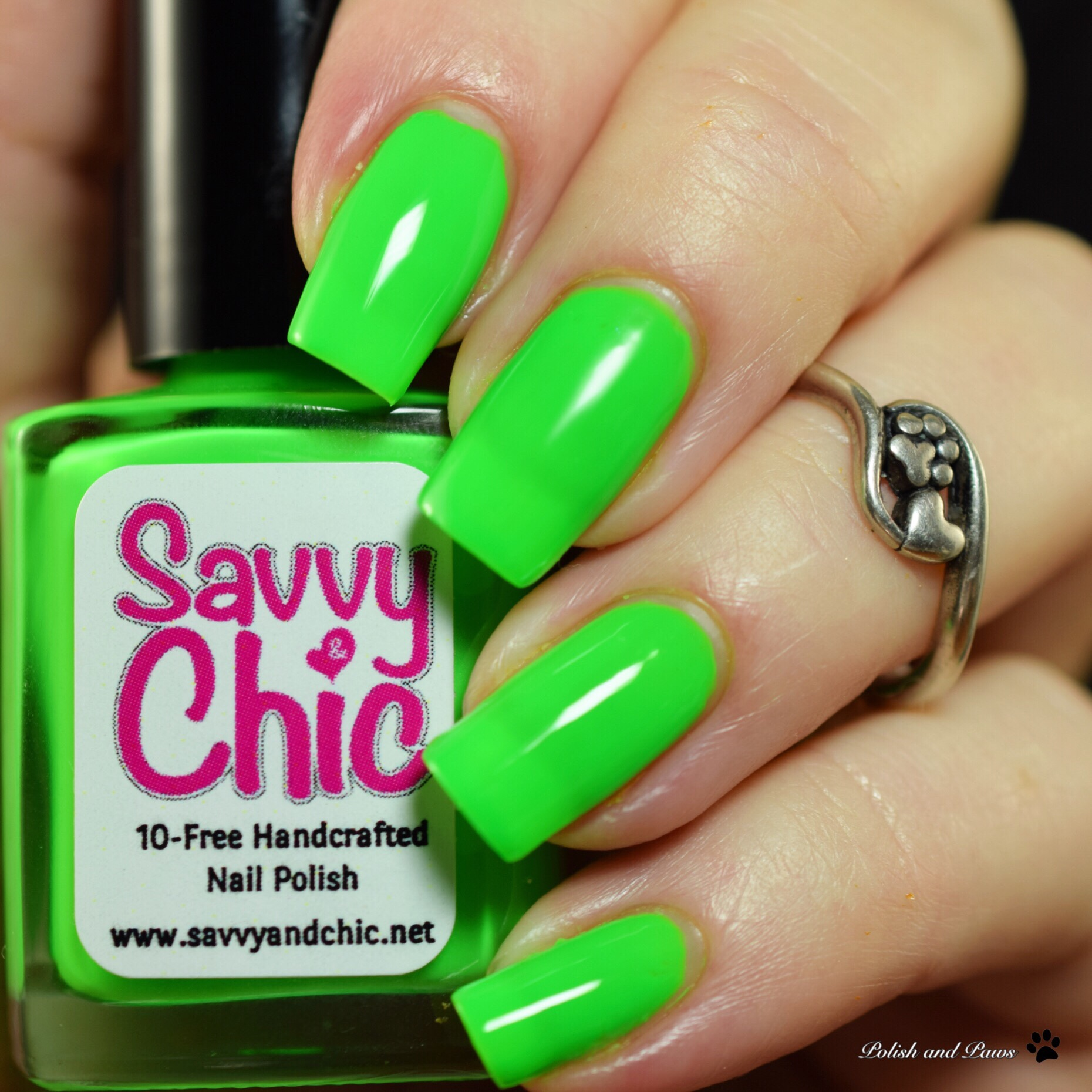 Savvy & Chic Limeritas