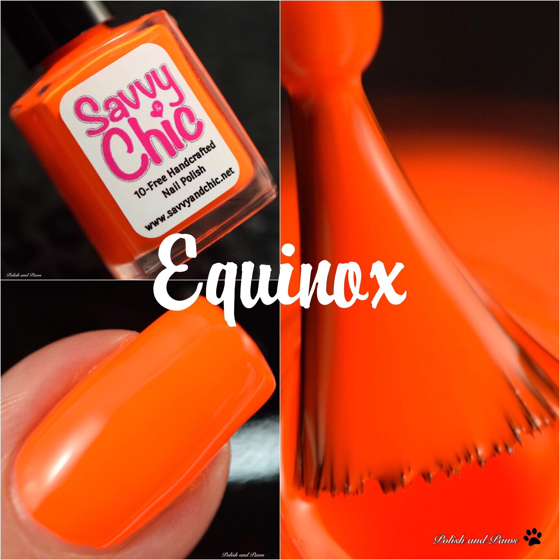 Savvy & Chic Equinox