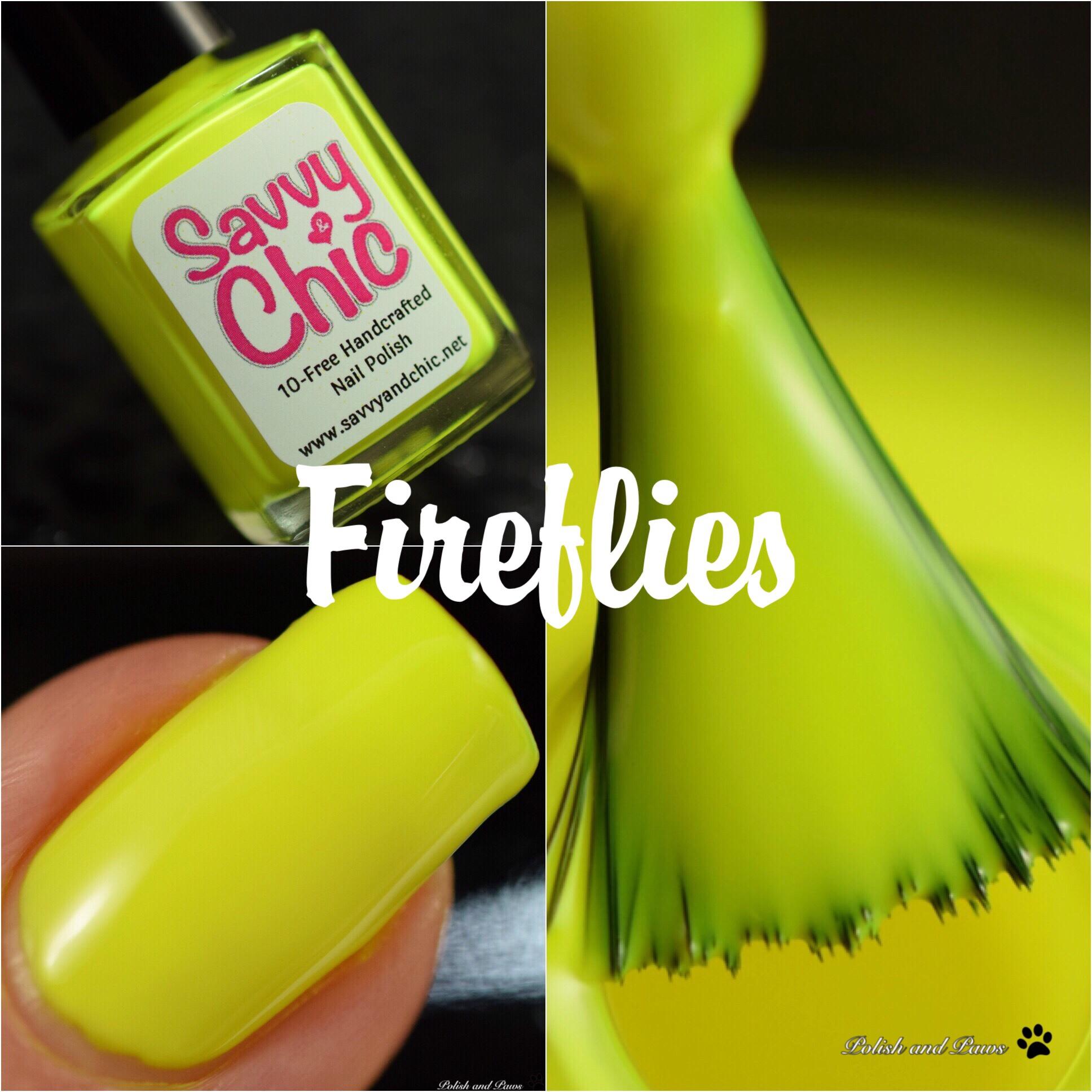 Savvy & Chic Fireflies