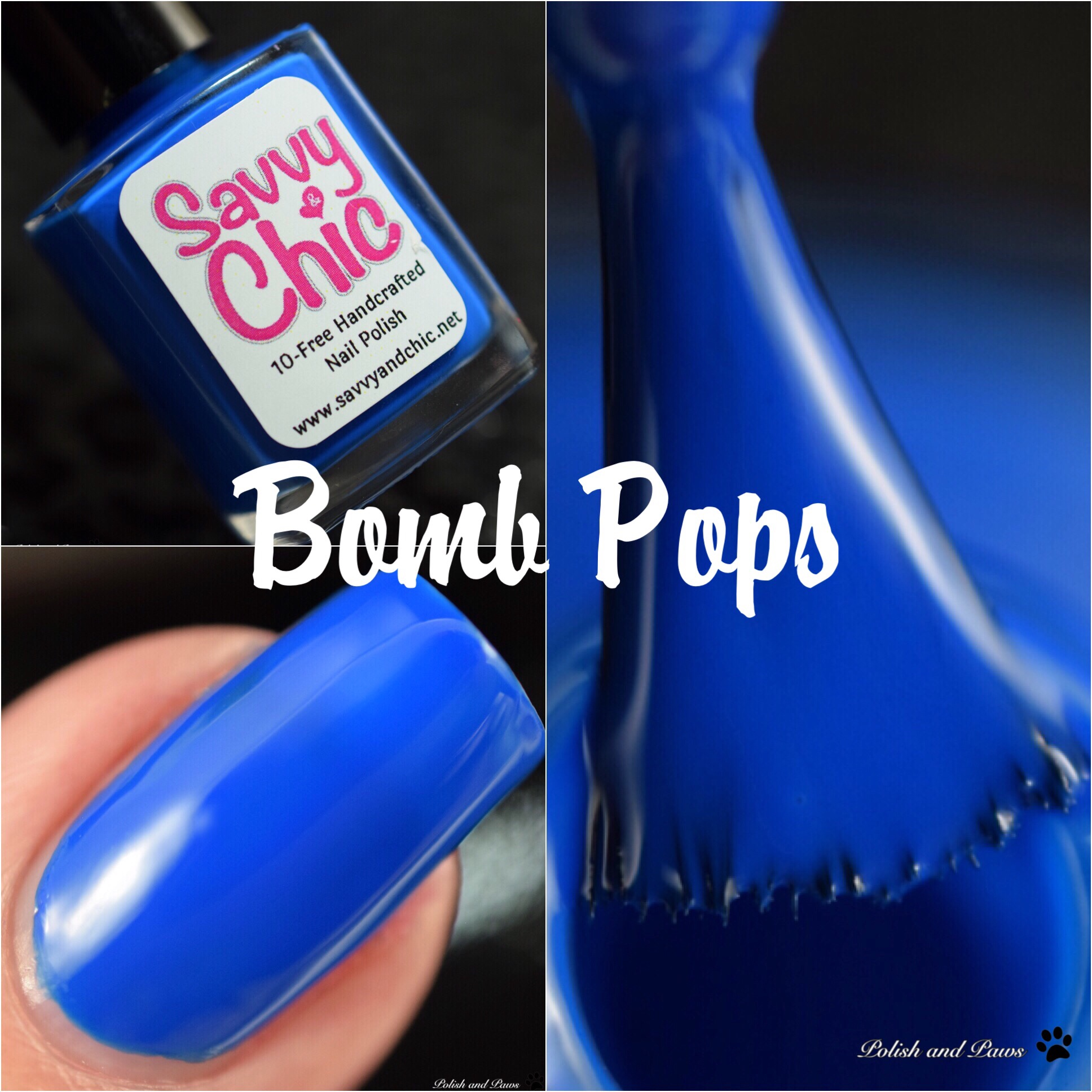 Savvy & Chic Bomb Pops