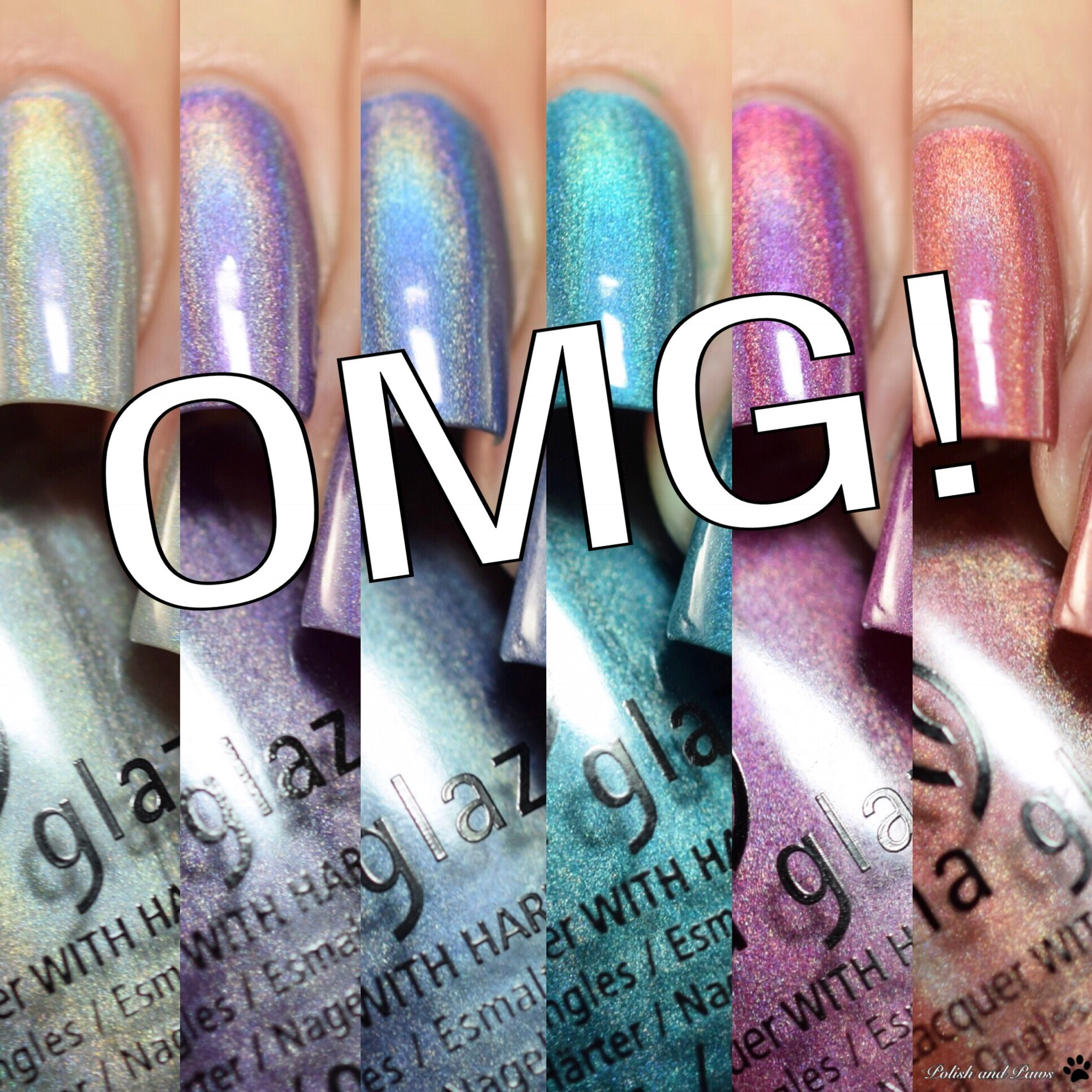 China Glaze OMG Collection