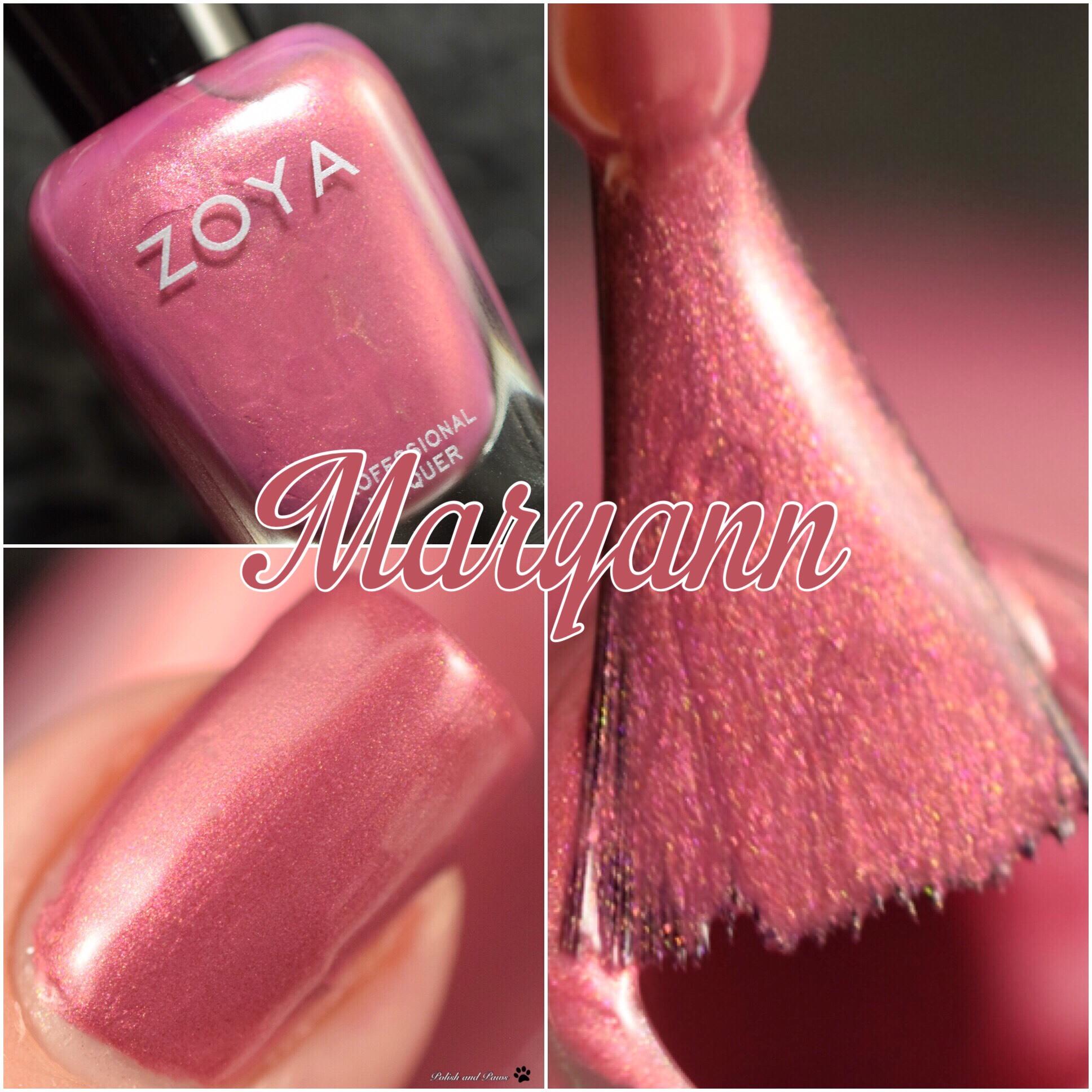 Zoya Maryann