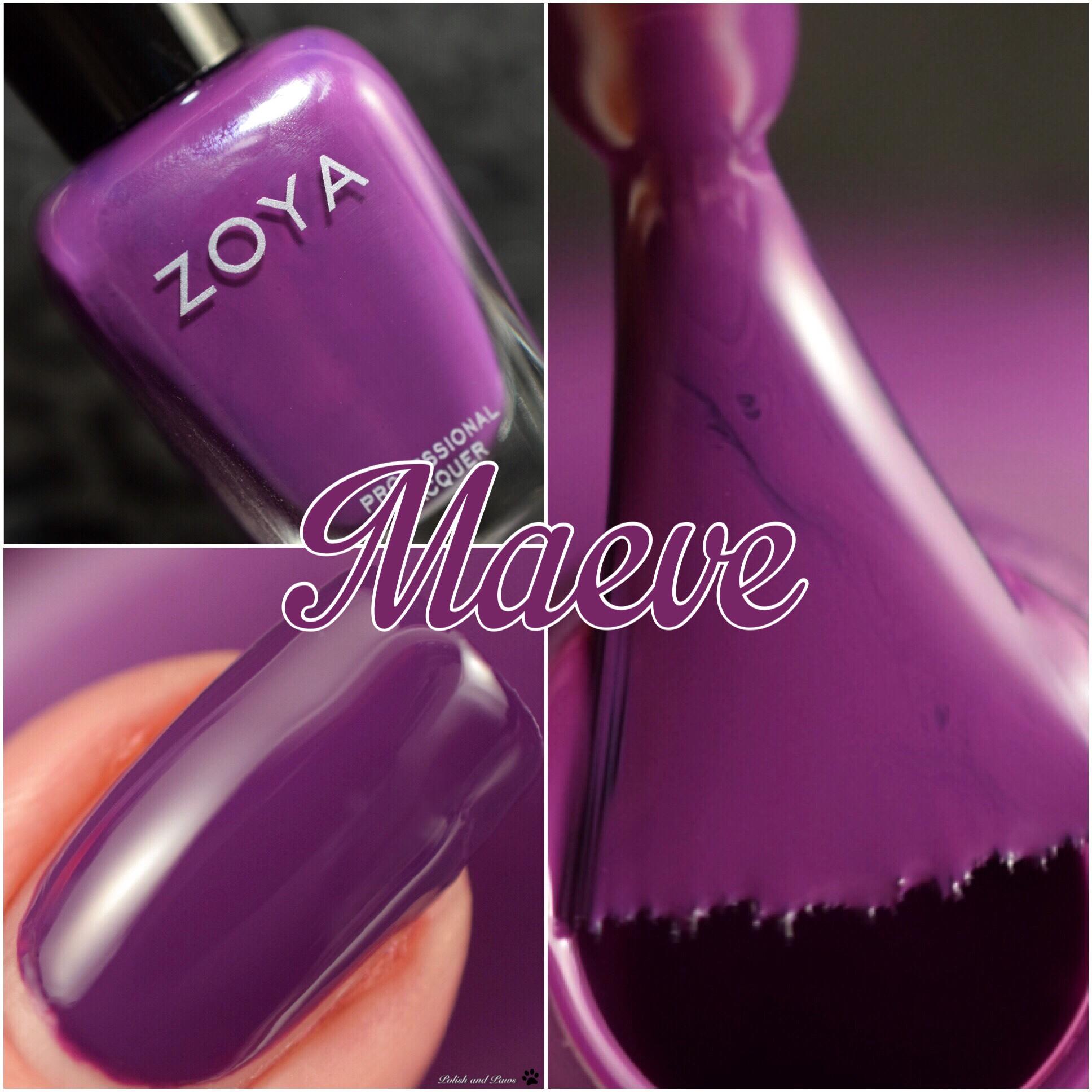 Zoya Maeve