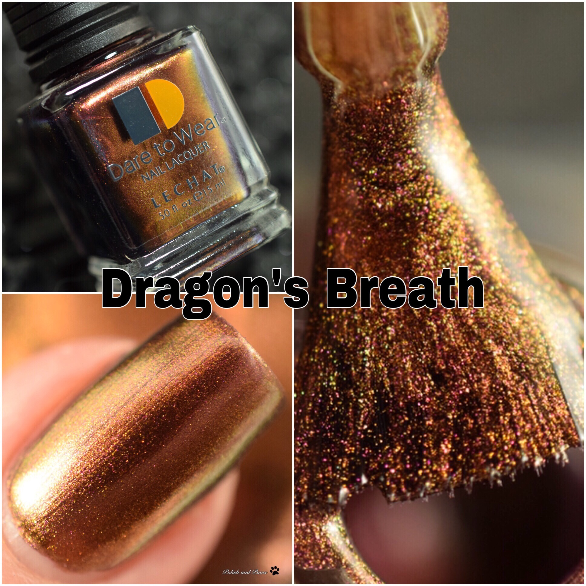 LeChat Dragon's Breath