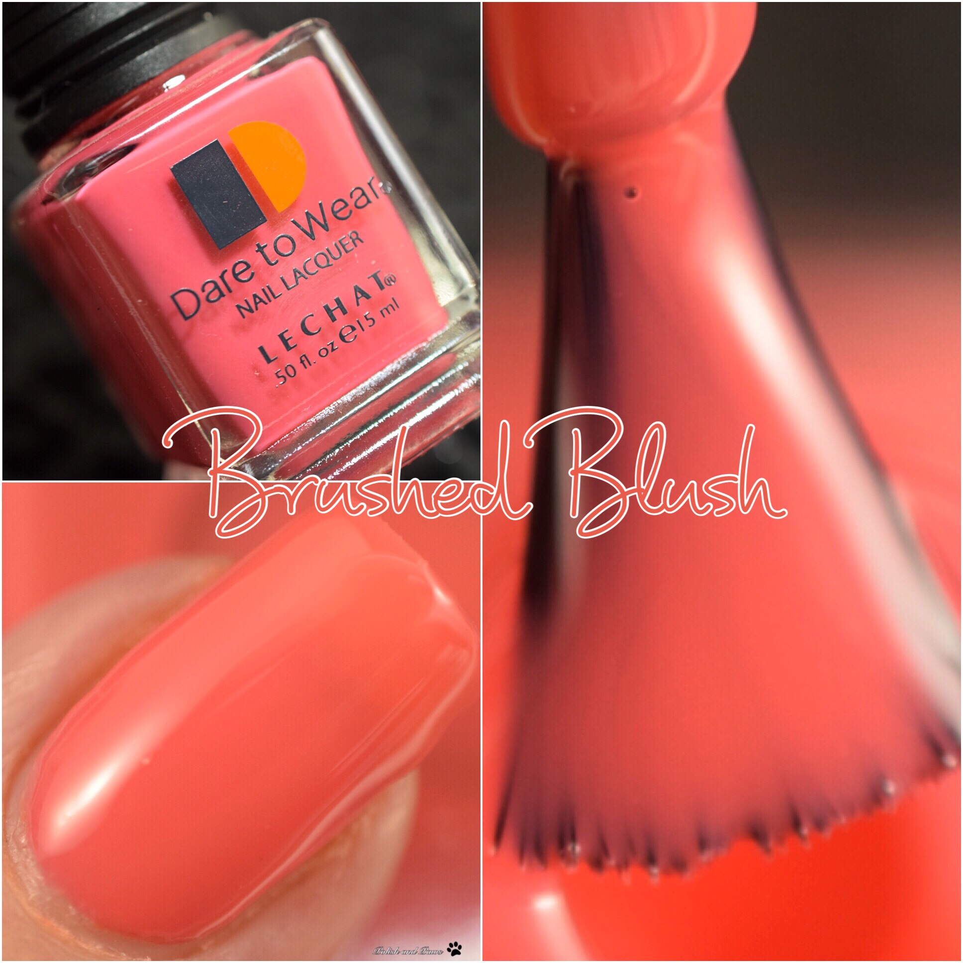 LeChat Brushed Blush