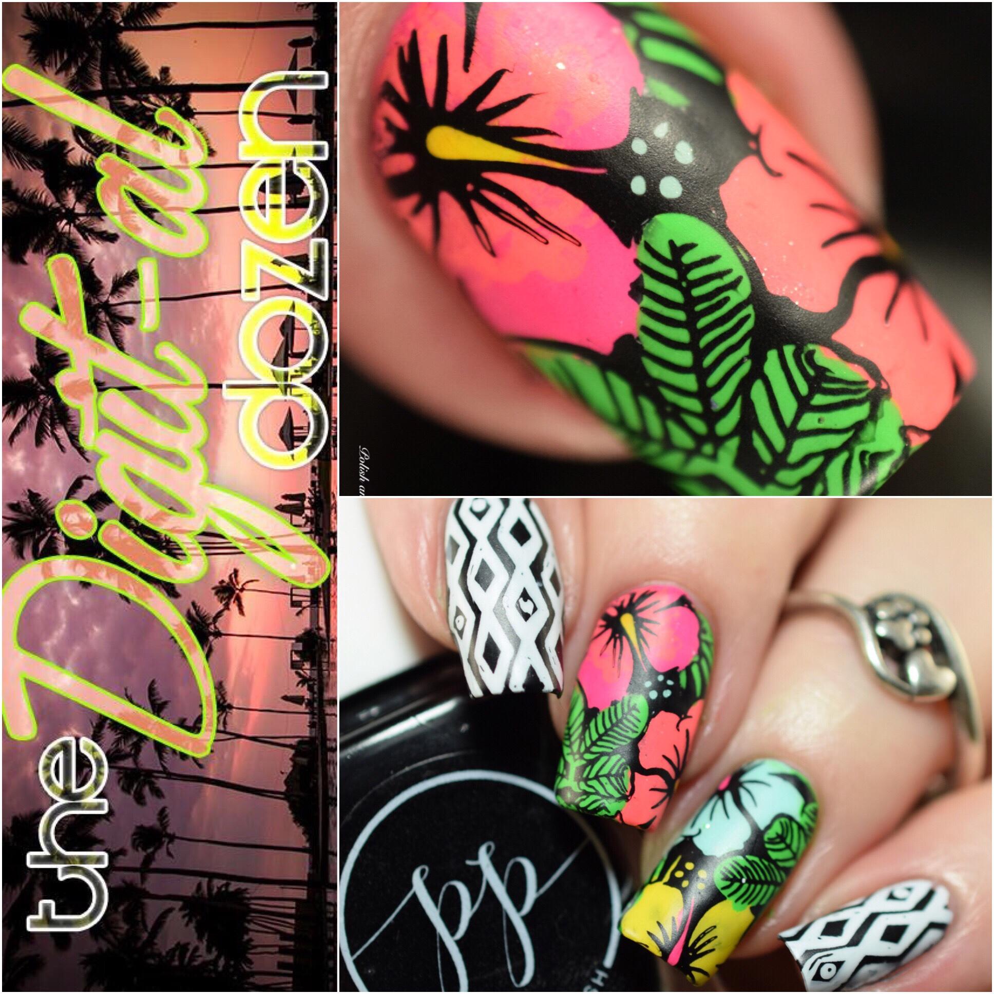 PolishandPaws Nail Art