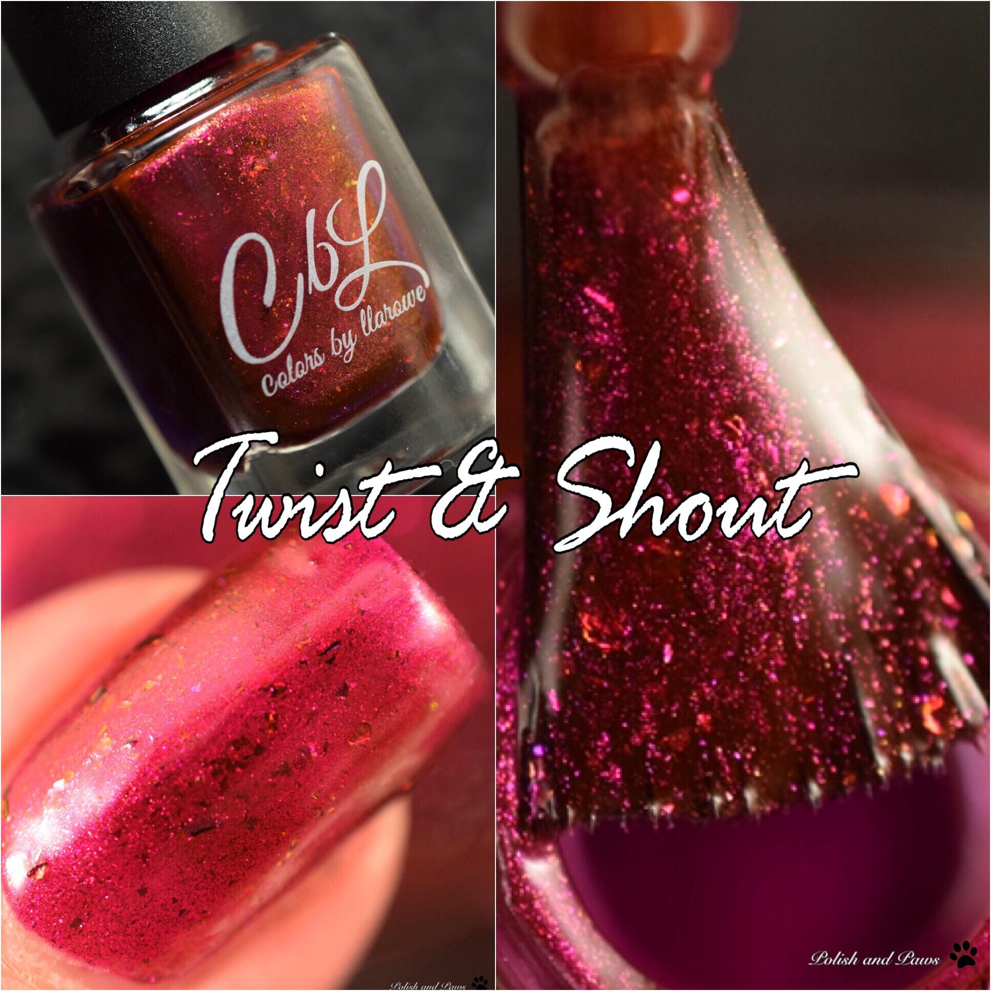 Colors by Llarowe Twist & Shout