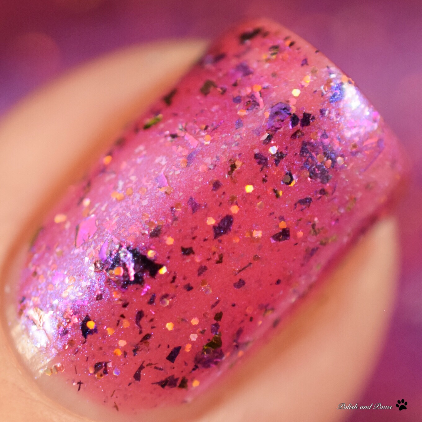 LynB Designs Rosy Sunset