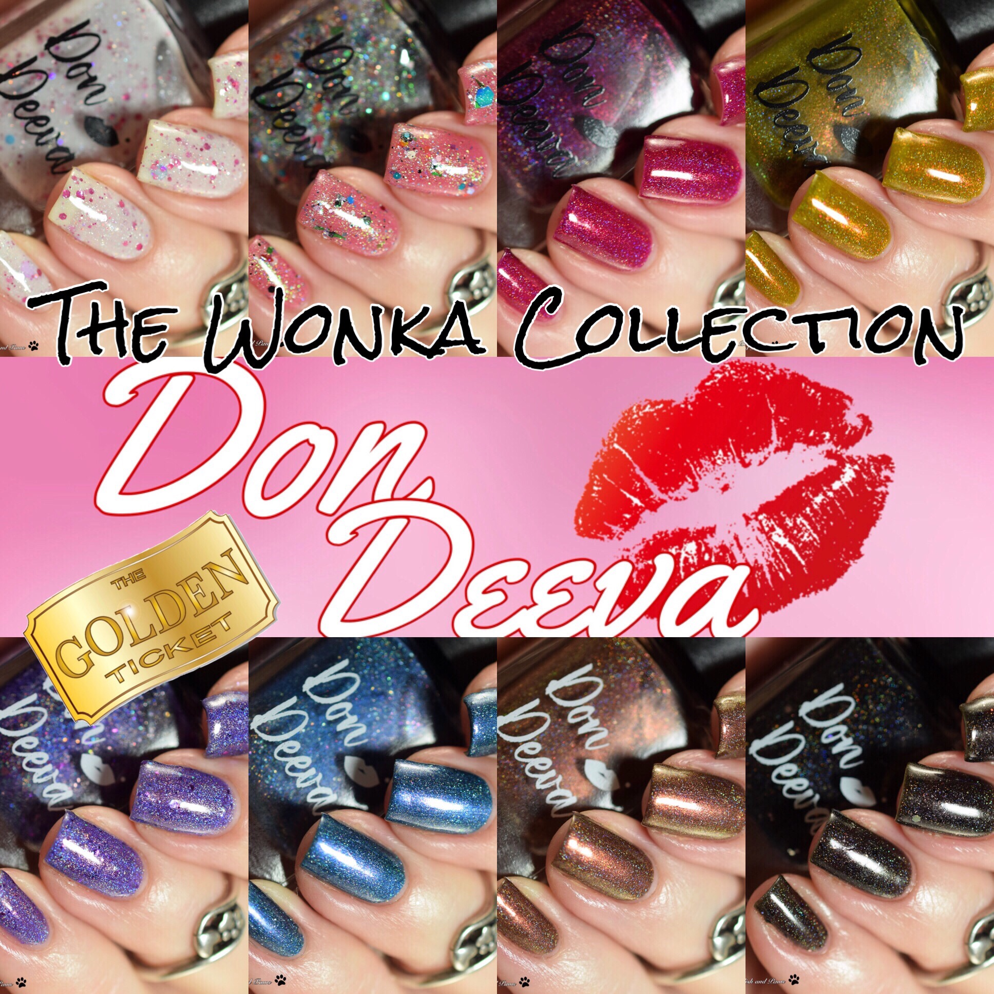 Don Deeva The Wonka Collection
